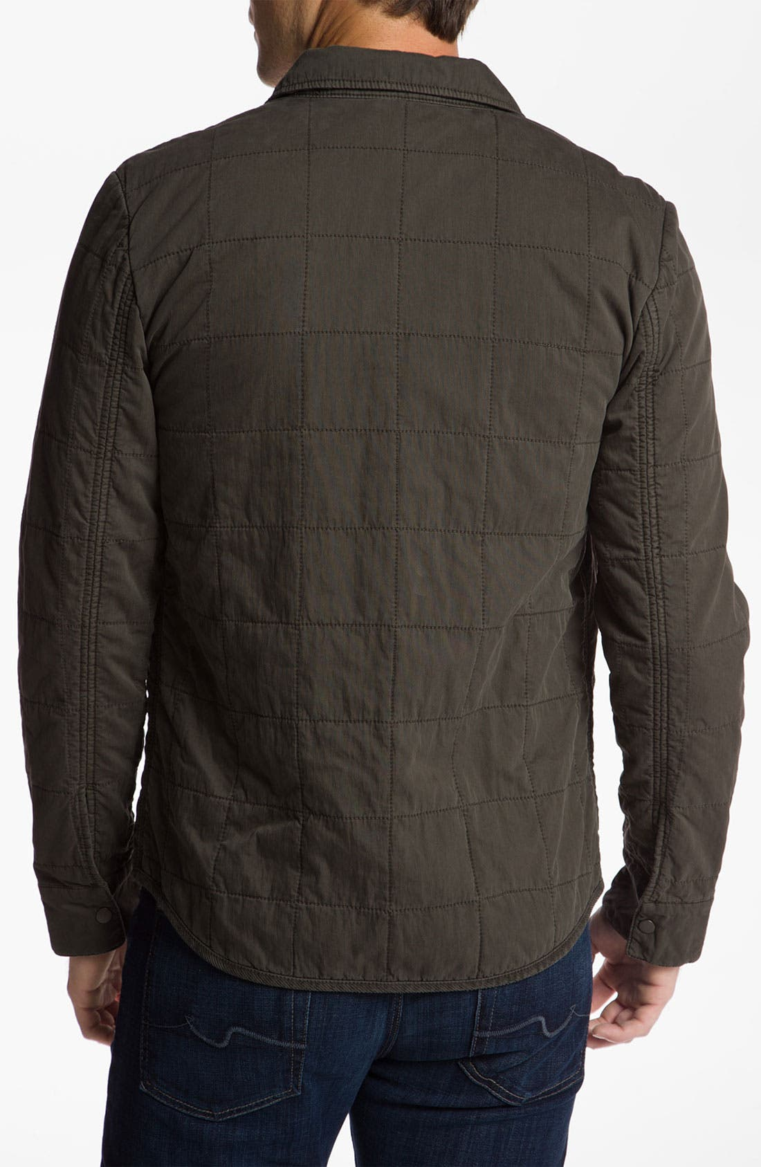 Alternate Image 2  - 7 For All Mankind® Quilted Jacket