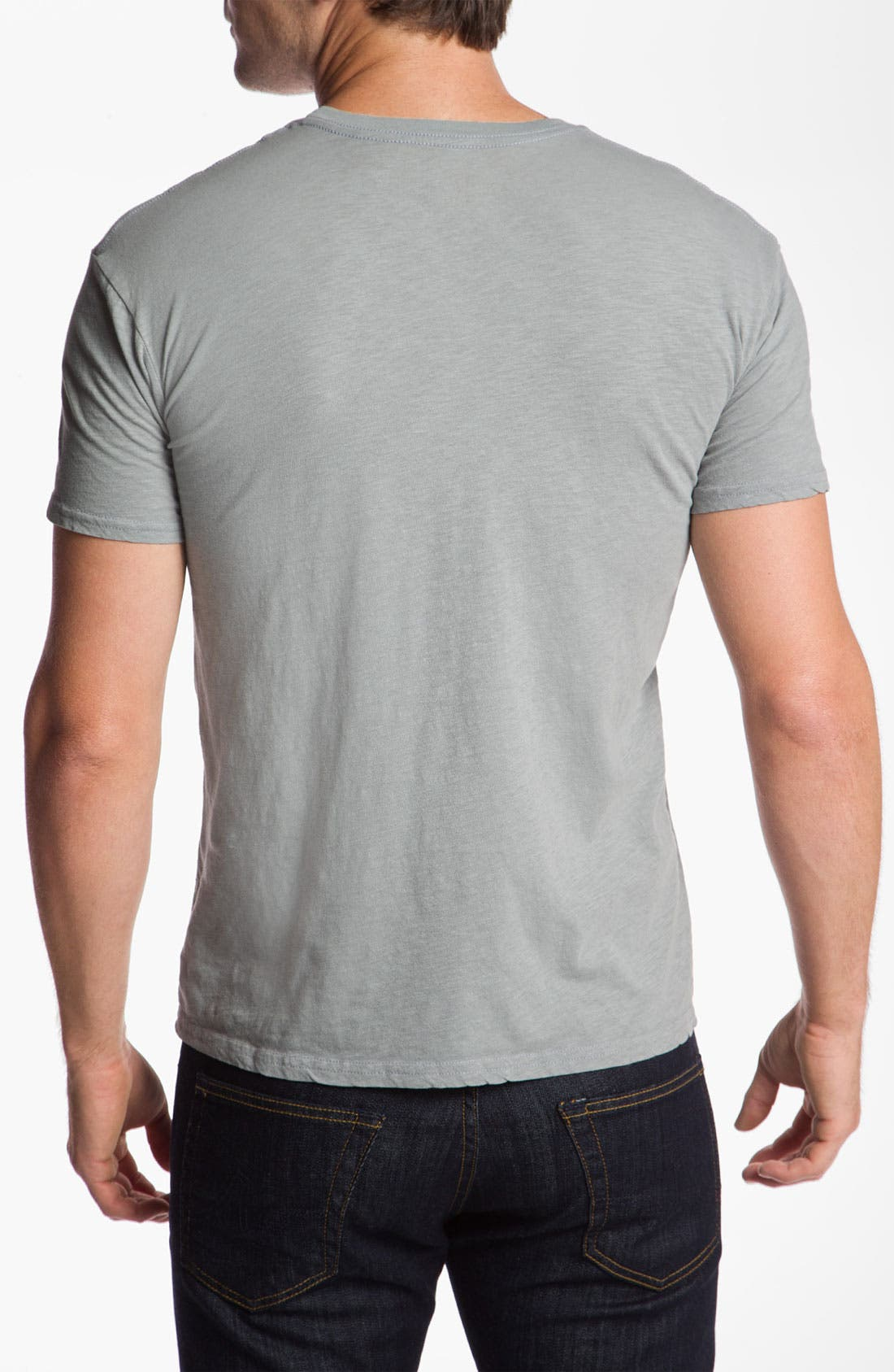 Alternate Image 2  - The Original Retro Brand 'North Carolina Tarheels' T-Shirt
