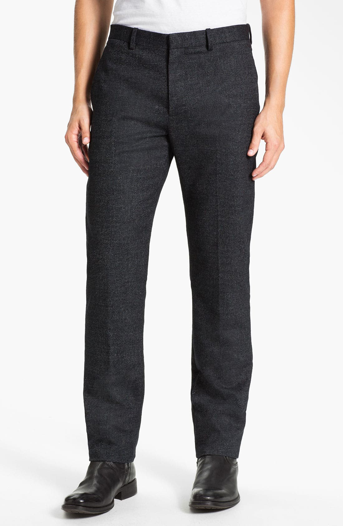 Alternate Image 1 Selected - Theory 'Marlo Wolcott' Straight Leg Pants