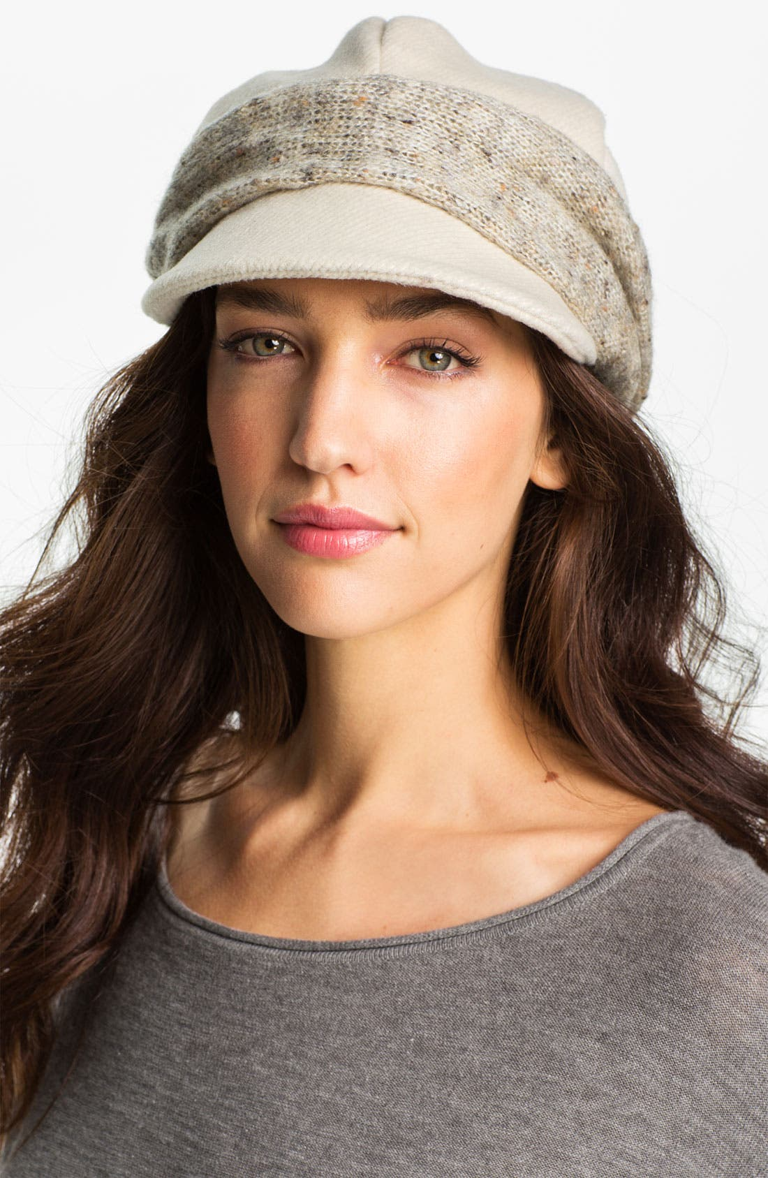 Alternate Image 1 Selected - Grace Hats 'Luka' Slouchy Hat