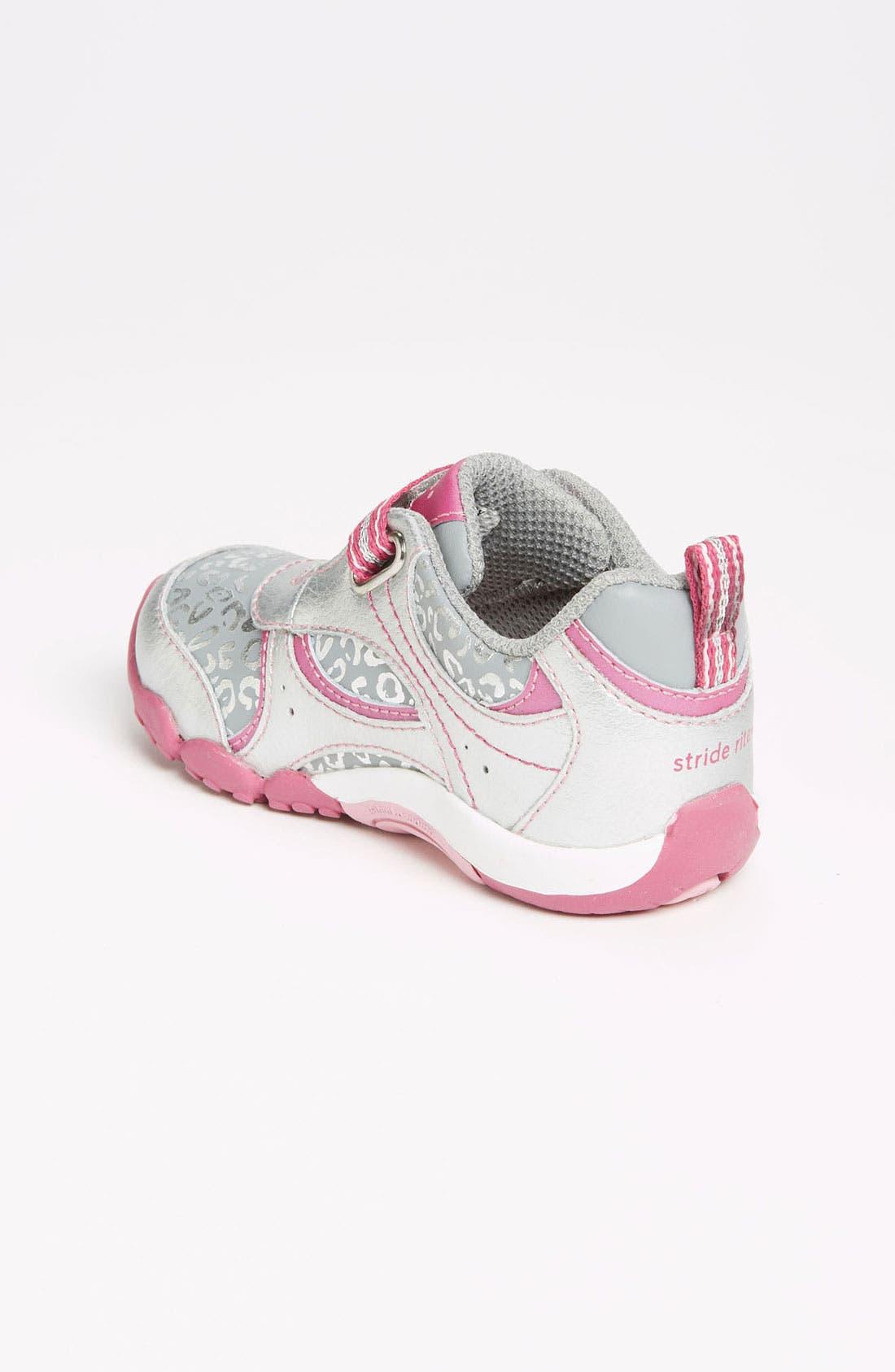 Alternate Image 2  - Stride Rite 'Misty' Sneaker (Baby, Walker & Toddler)
