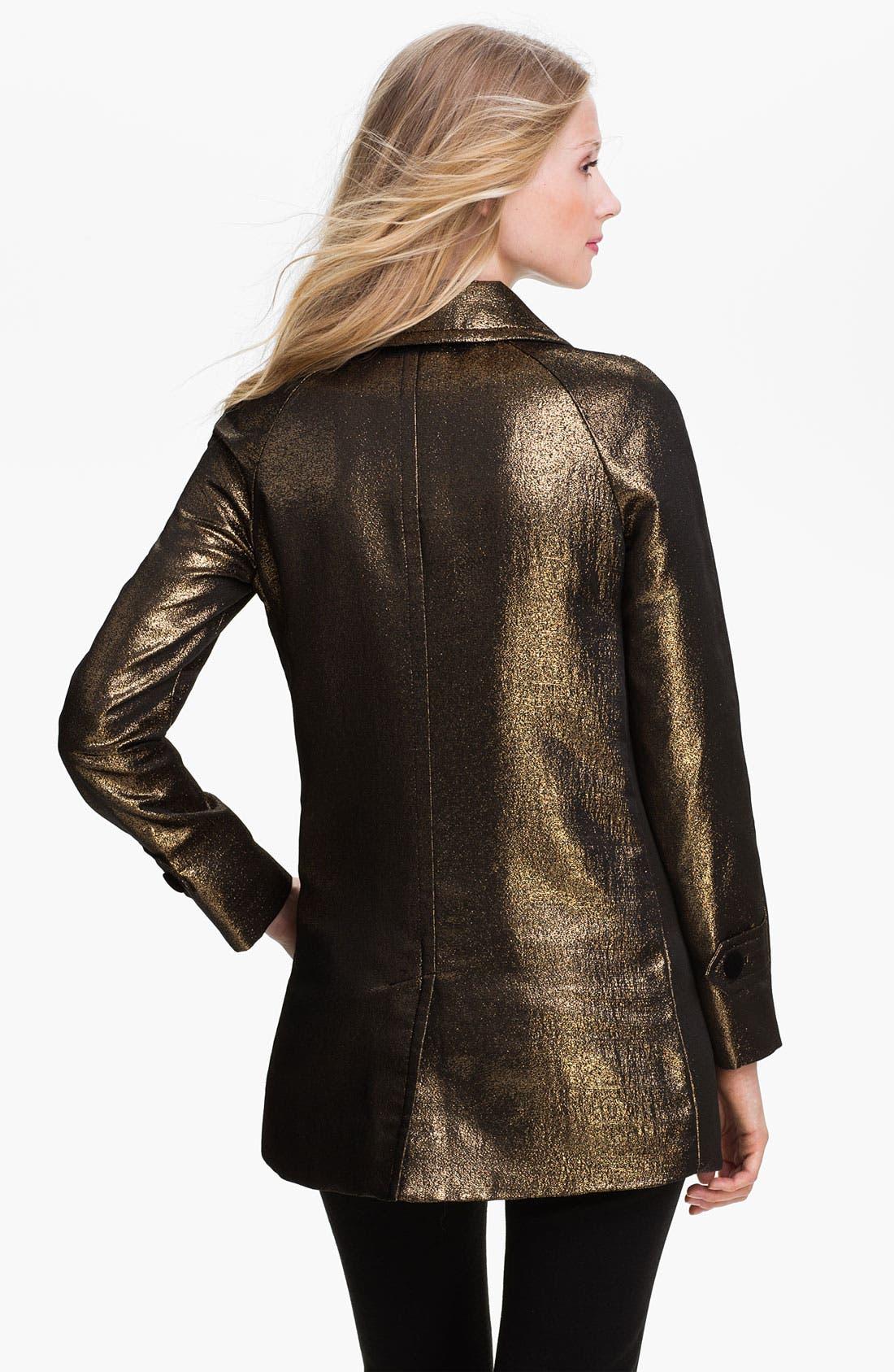 Alternate Image 2  - Tory Burch 'Brandy' Coat