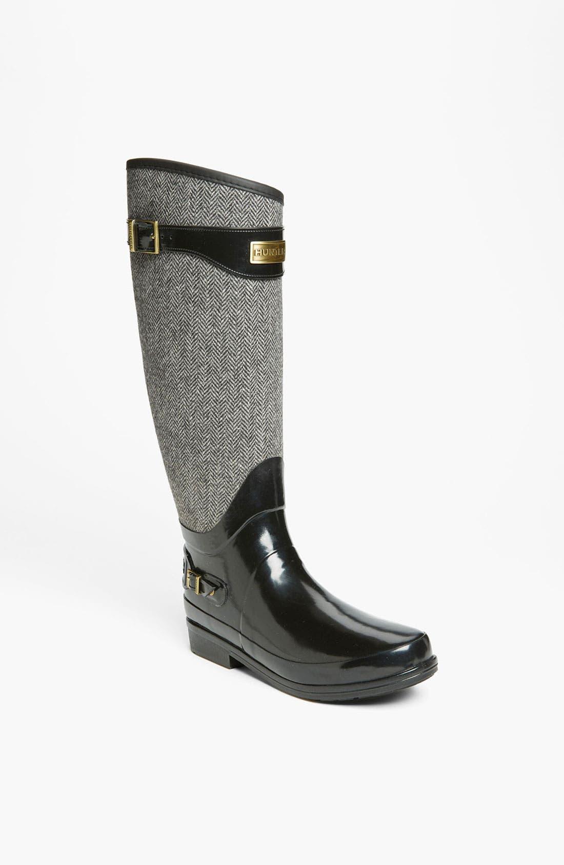 Main Image - Hunter 'Regent Apsley' Rain Boot (Women)