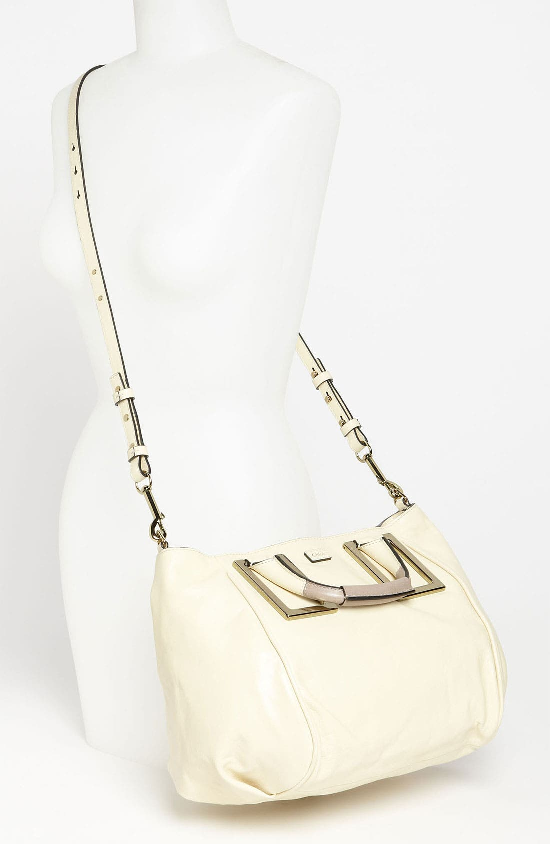 Alternate Image 2  - Chloé 'Ethel - Medium' Leather Satchel