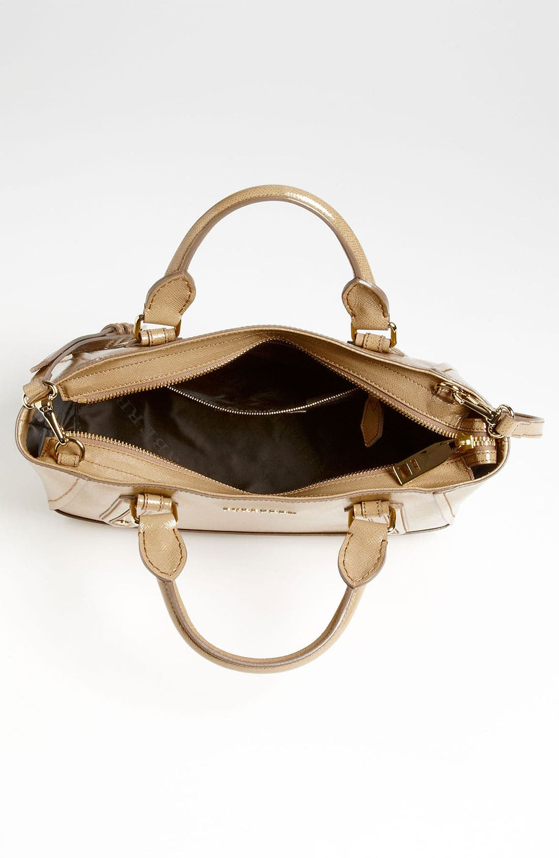 Alternate Image 3  - Burberry 'Ladies London' Leather Tote