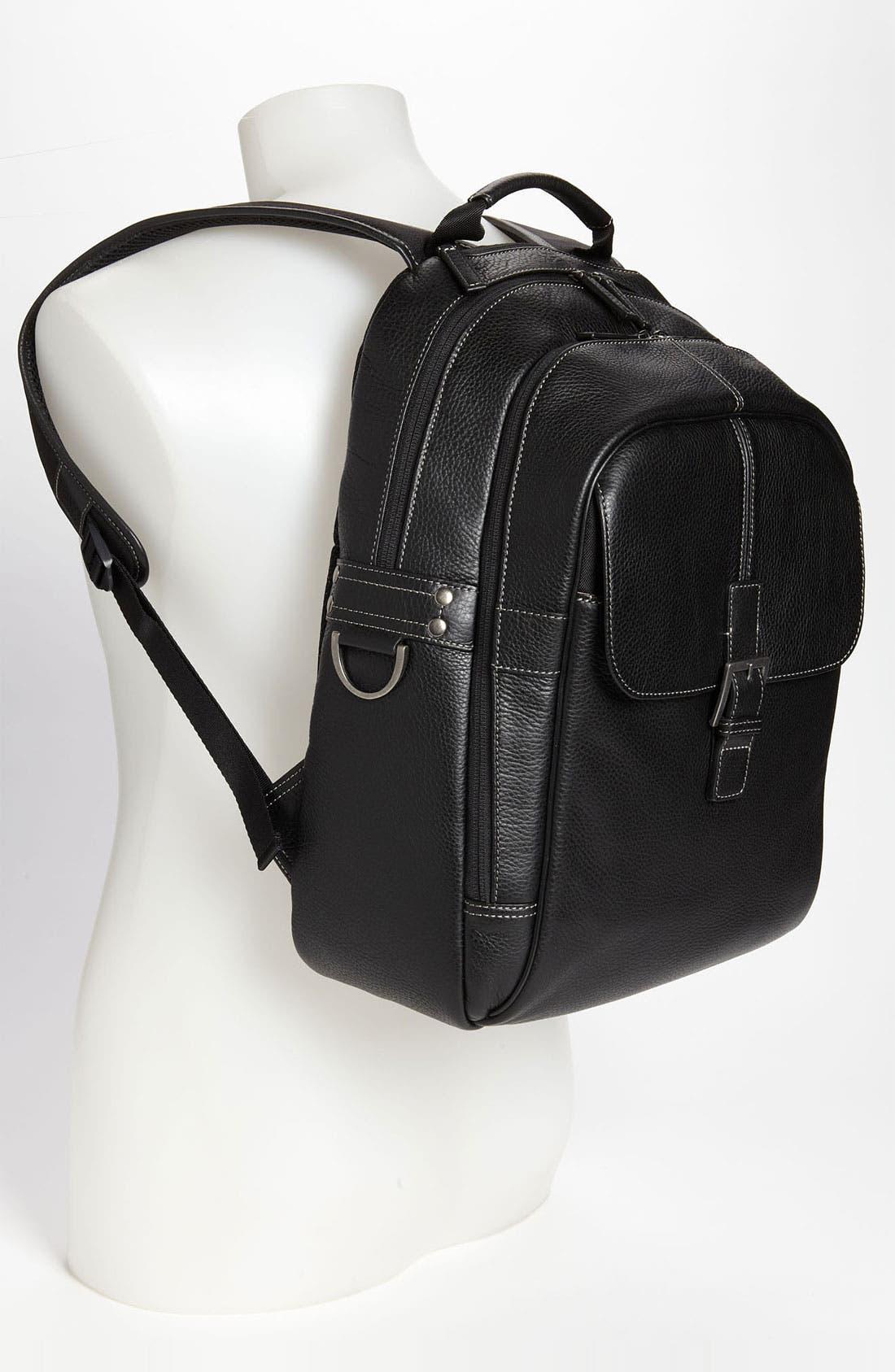 Alternate Image 4  - Boconi 'Tyler' Backpack