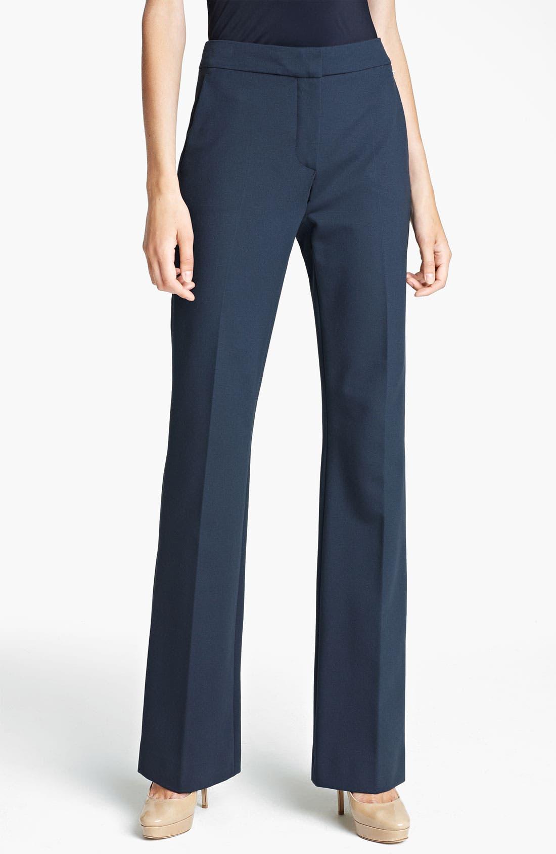 Alternate Image 1 Selected - Max Mara 'Agus' Jersey Pants