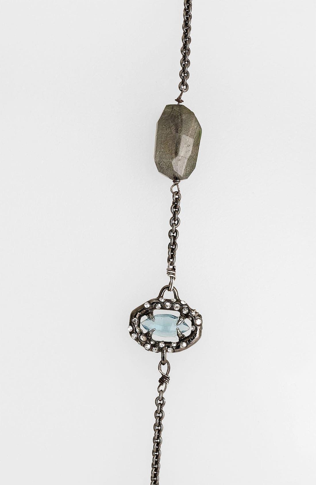 Alternate Image 2  - Alexis Bittar 'Miss Havisham - Deco' Long Station Necklace (Nordstrom Exclusive)