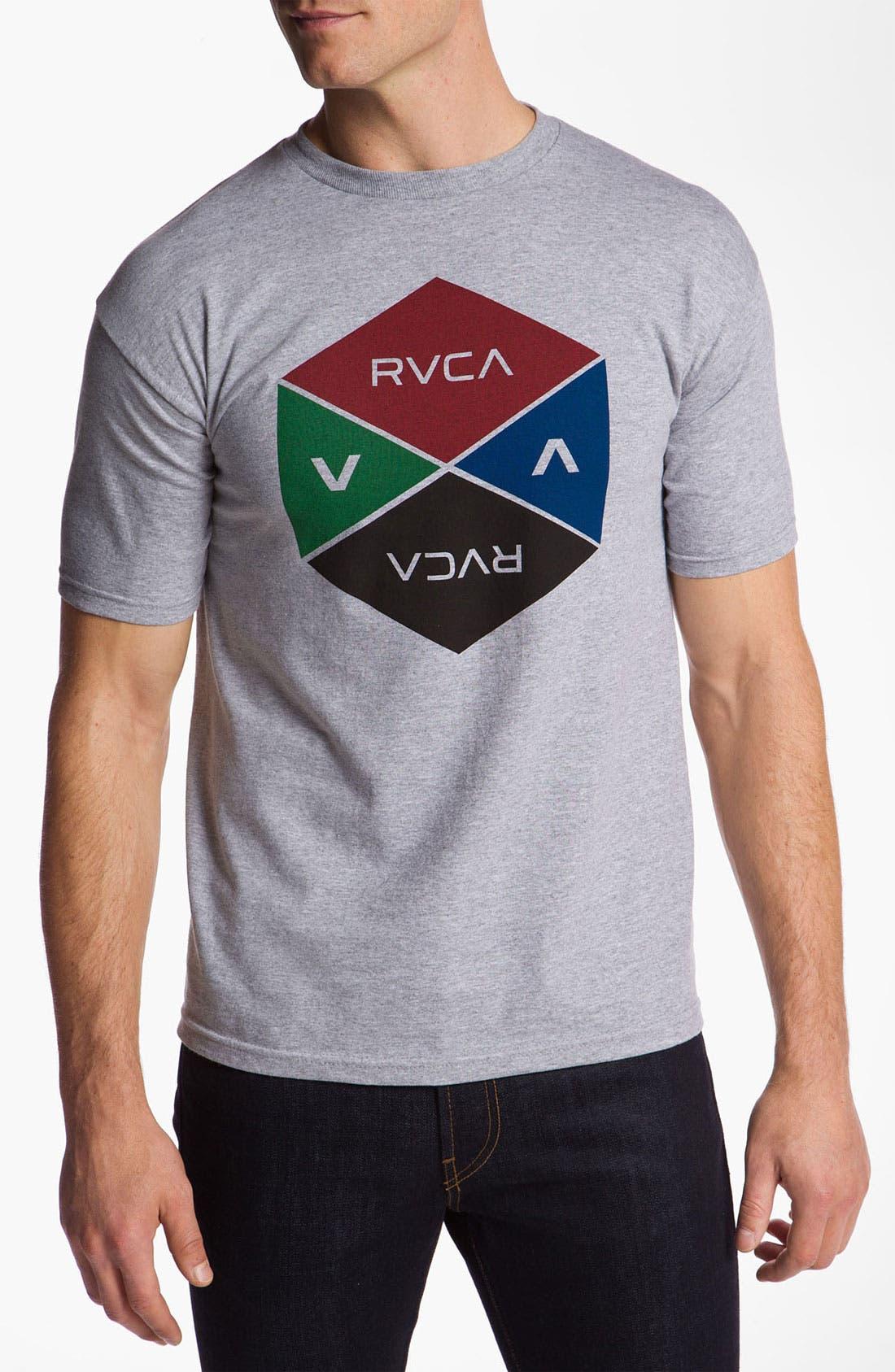 Main Image - RVCA 'Hexy' T-Shirt