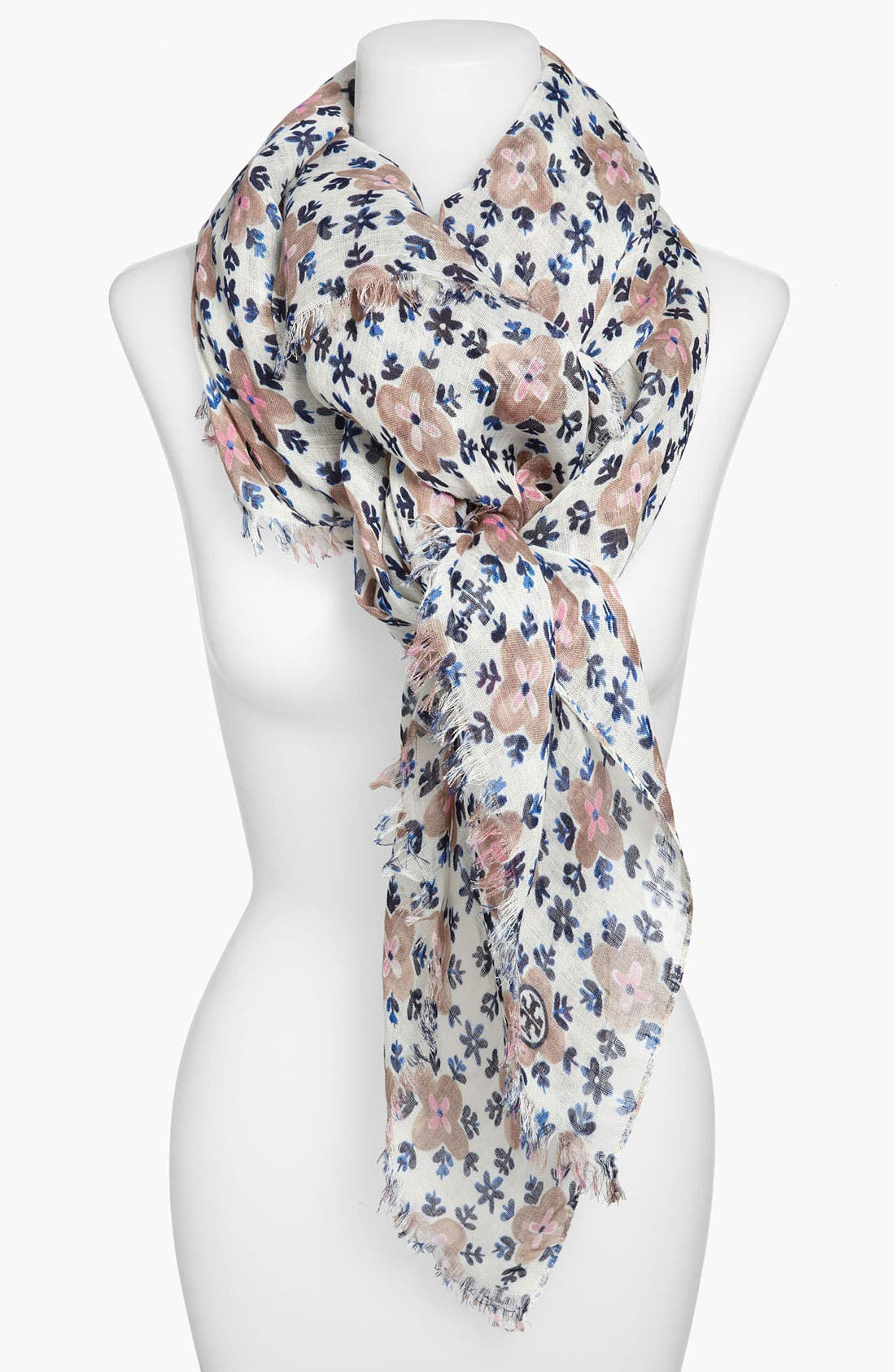 Alternate Image 1 Selected - Tory Burch 'Sintra' Scarf