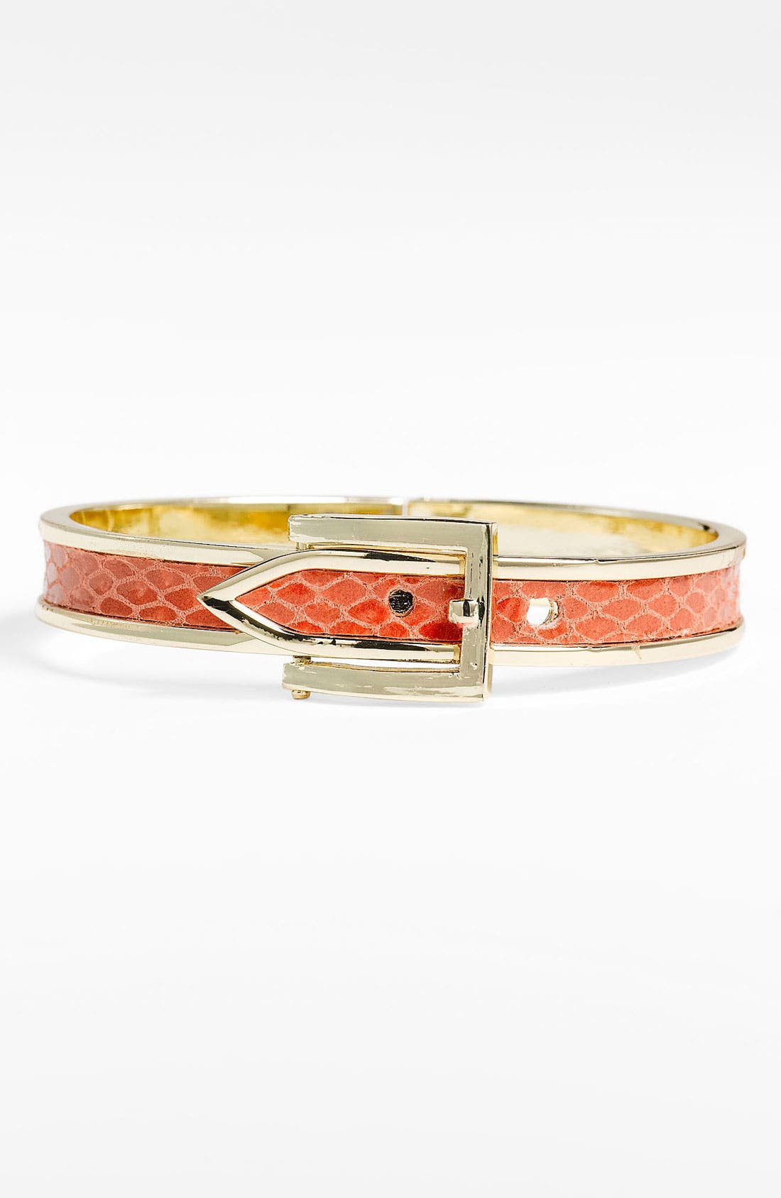 Alternate Image 1 Selected - Cara Buckle Bangle
