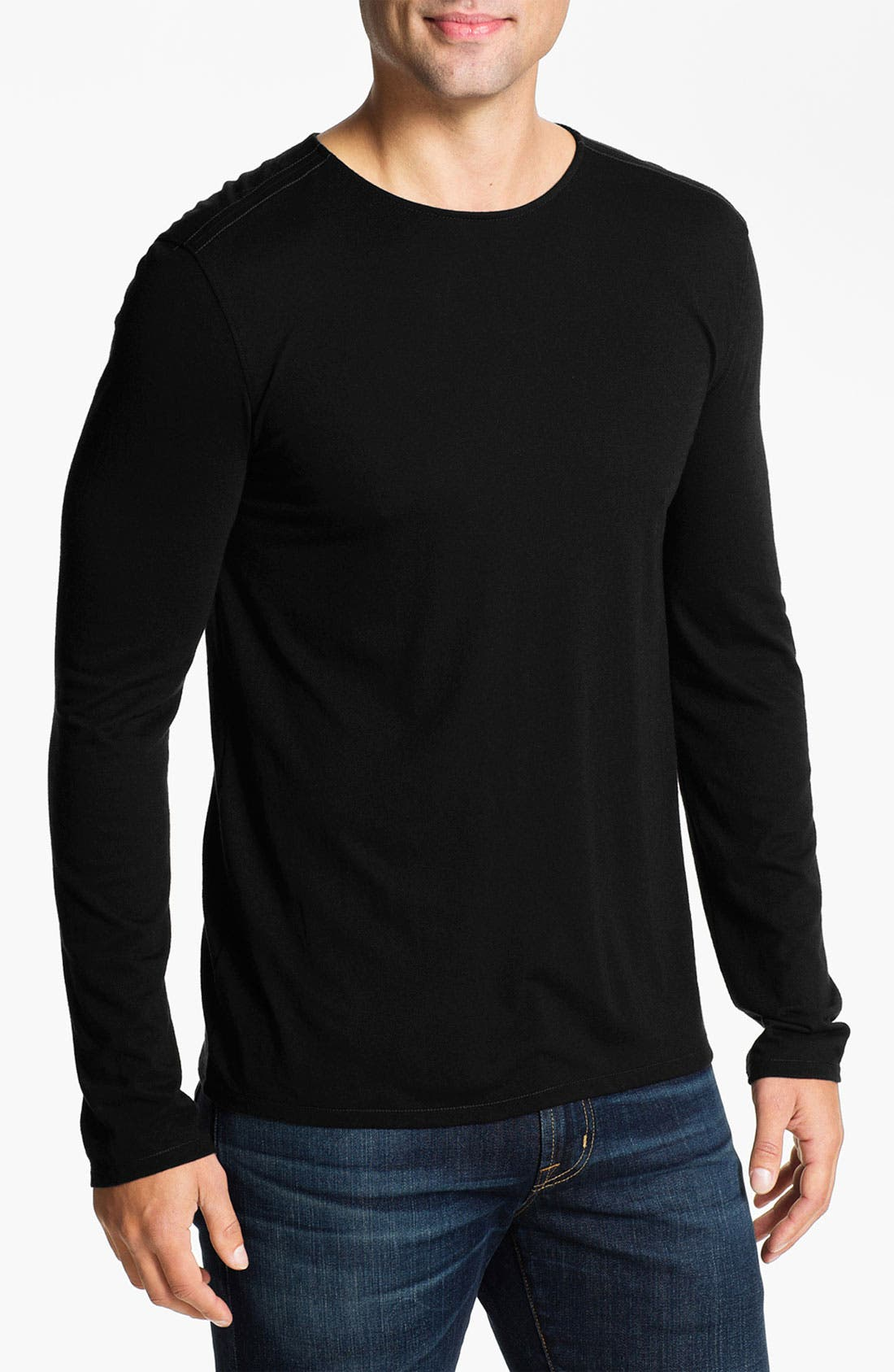 Main Image - John Varvatos Star USA Crewneck T-Shirt