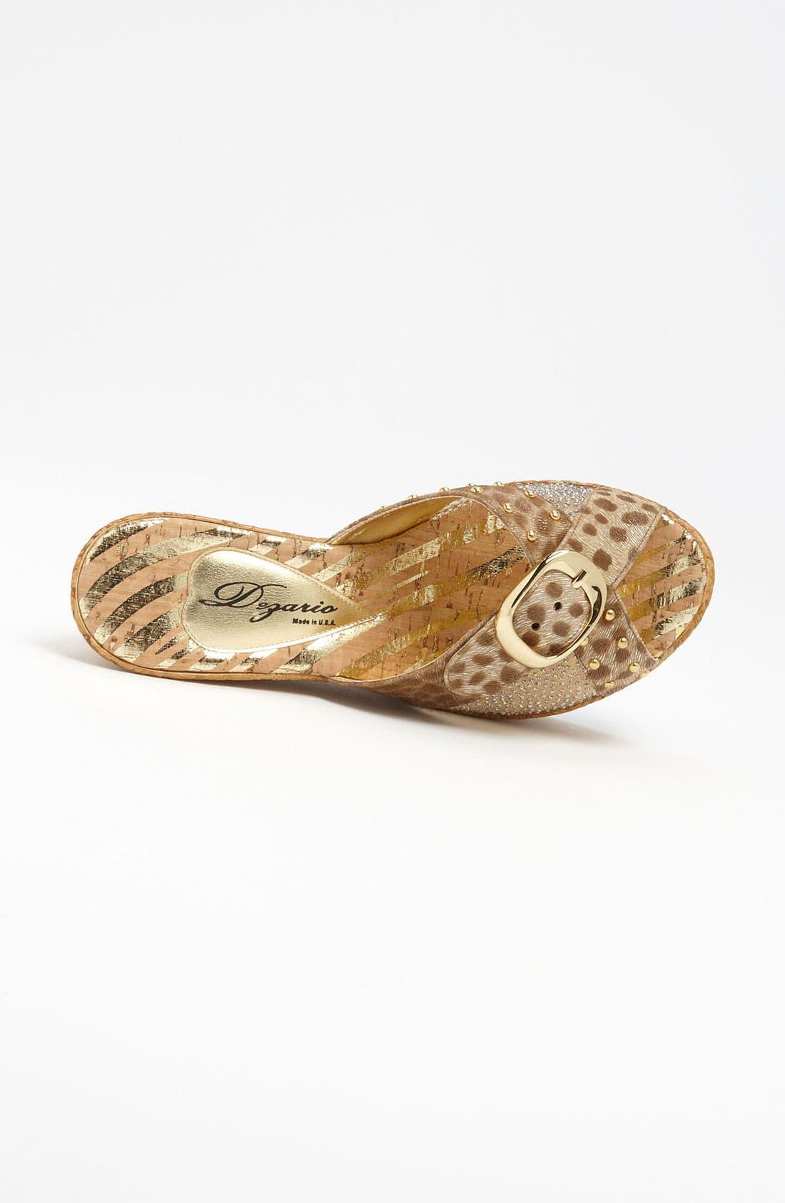 Alternate Image 3  - Dezario 'Amber' Sandal