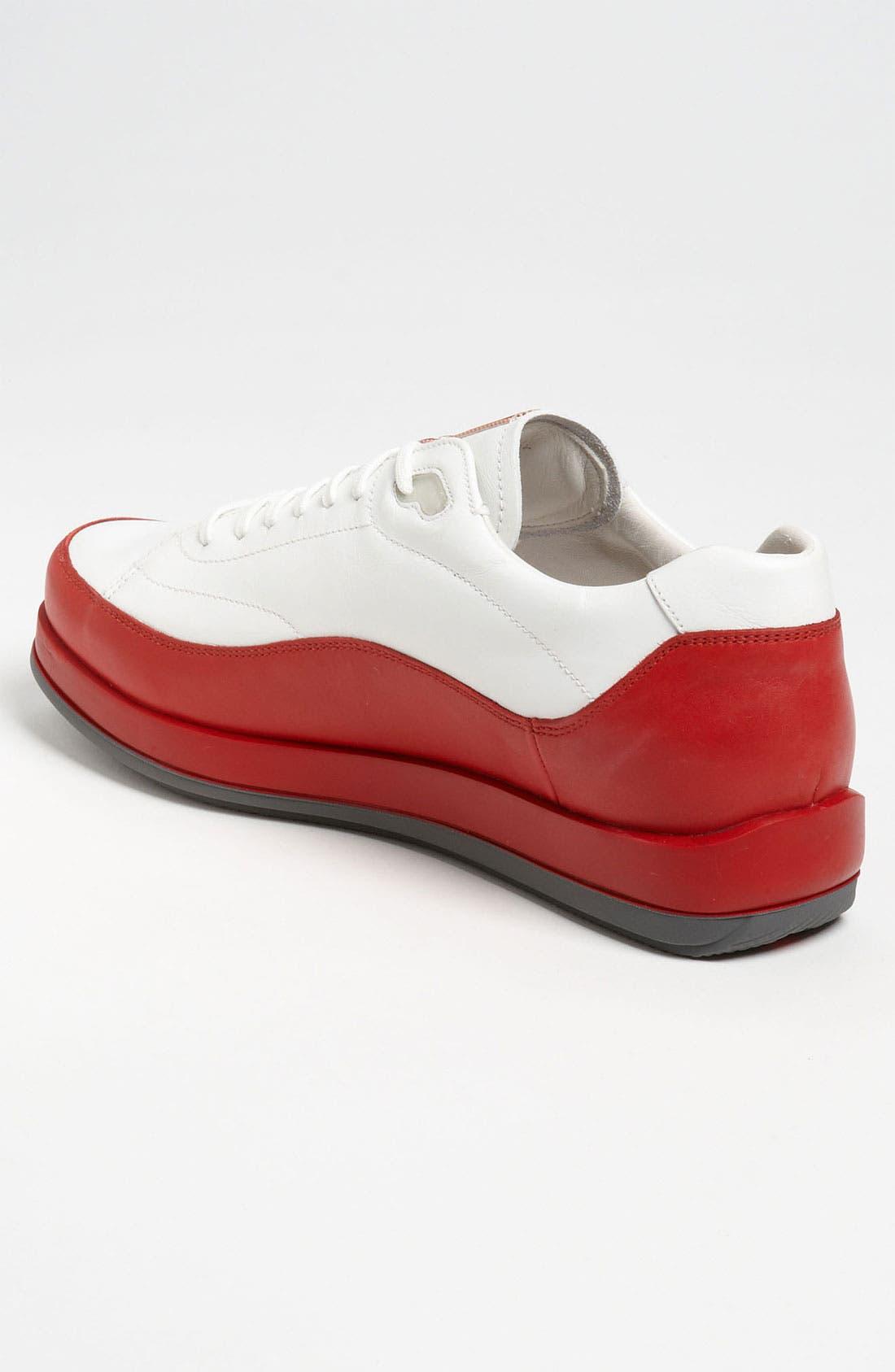 Alternate Image 2  - Prada Dipped Sneaker