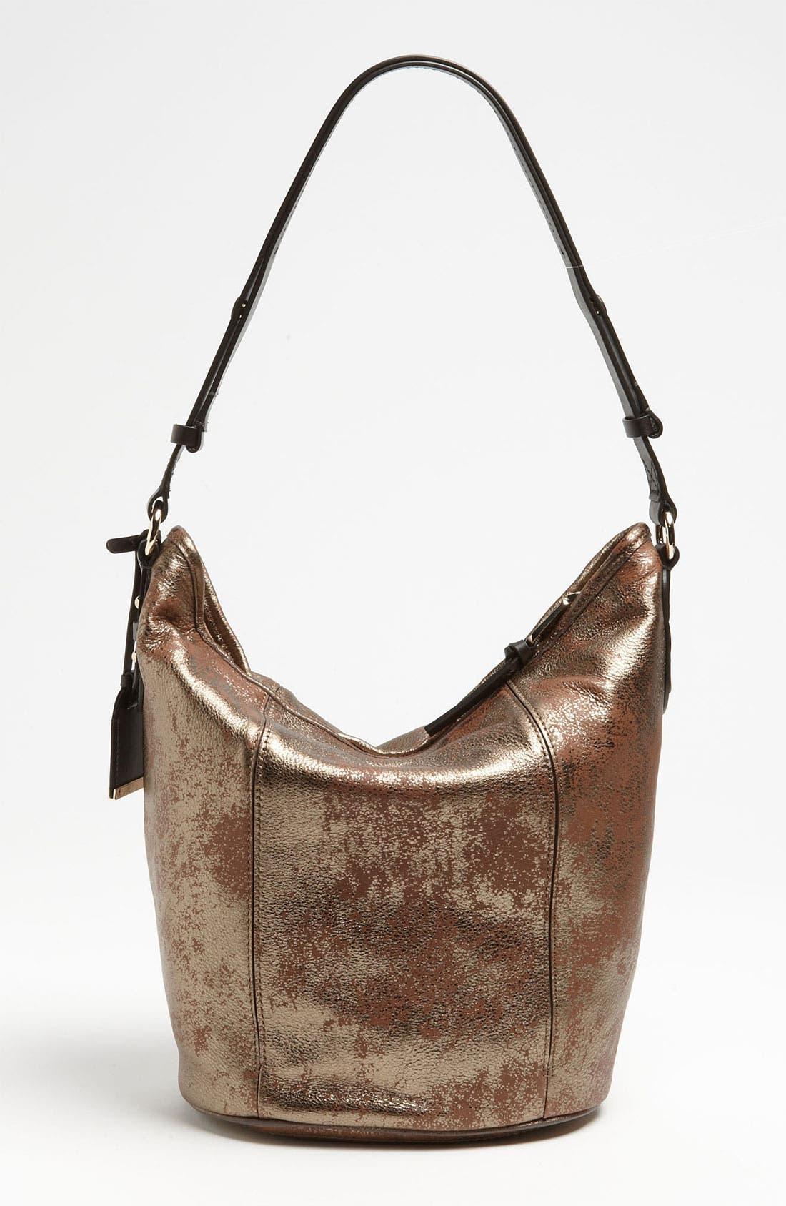 Alternate Image 4  - Cole Haan 'Crosby - Medallion Metallic' Bucket Bag