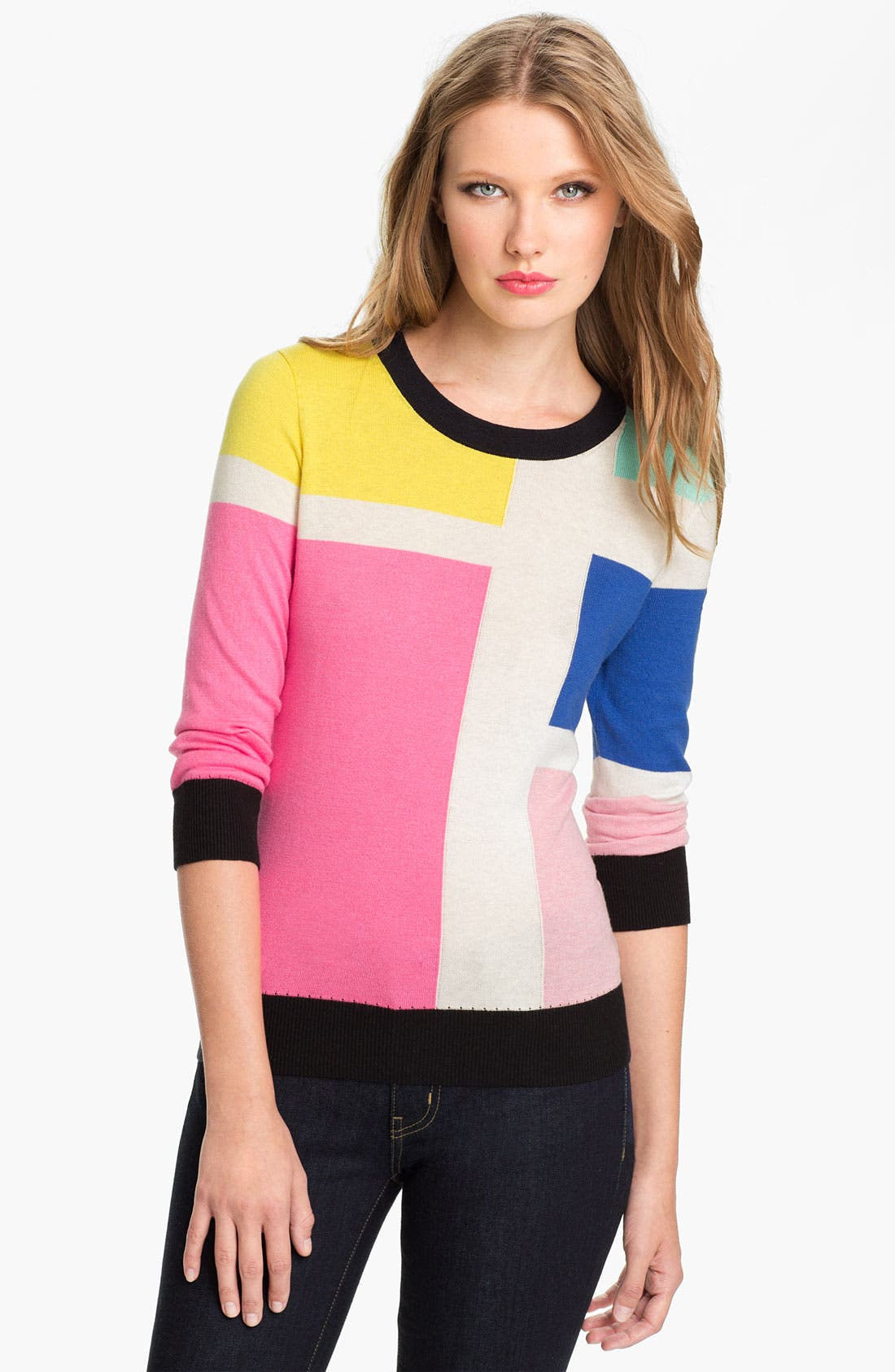 Alternate Image 1 Selected - kate spade new york 'meri' sweater