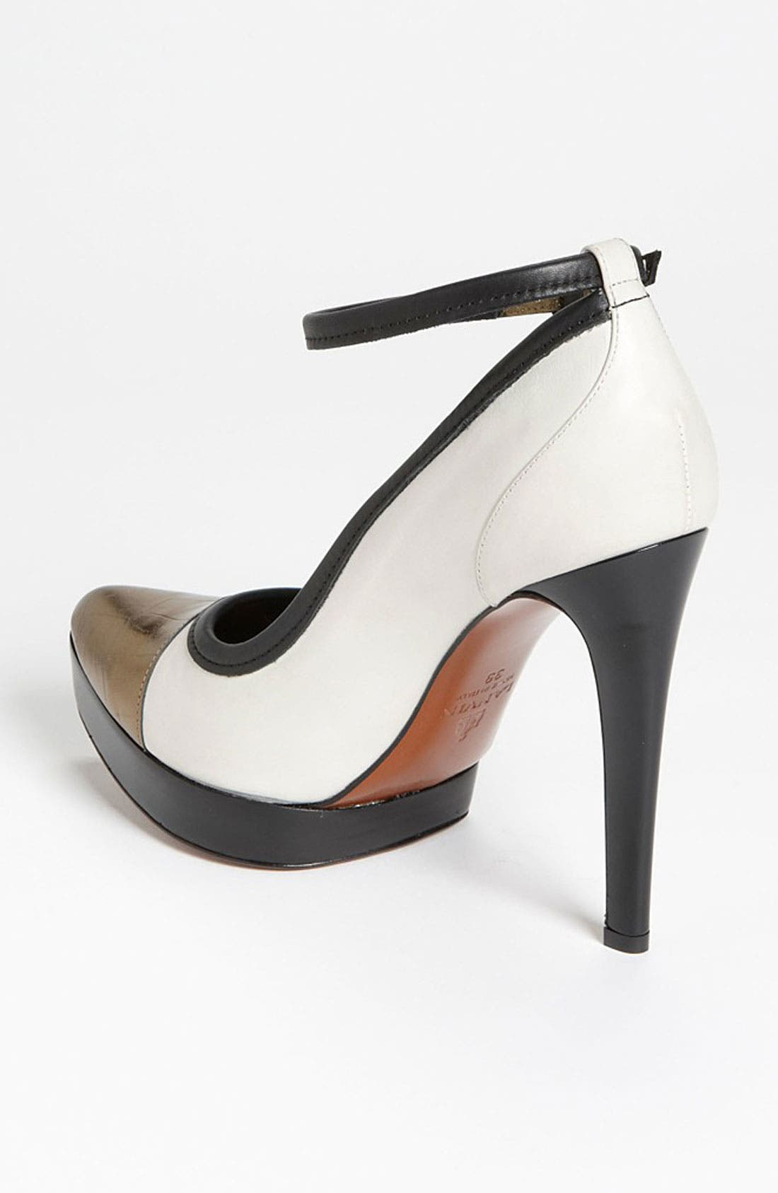 Alternate Image 2  - Lanvin Ankle Strap Stiletto Pump