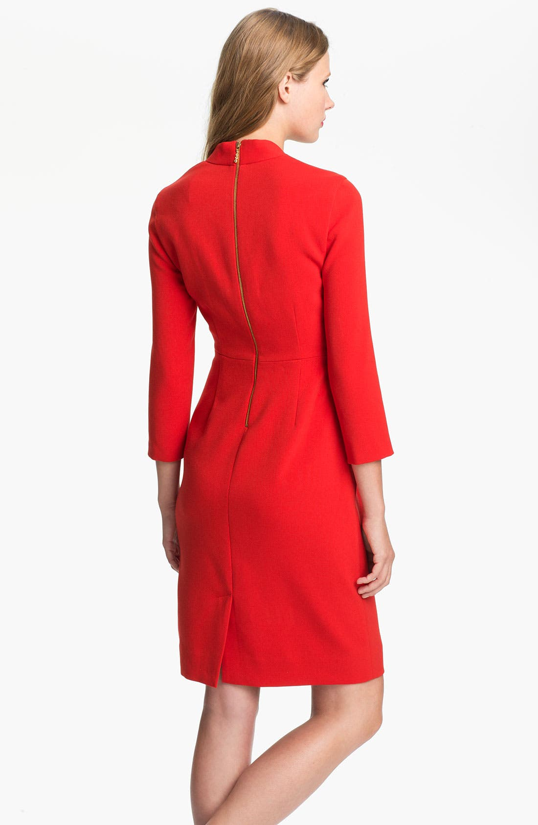 Alternate Image 2  - kate spade new york 'shiella' woven sheath dress