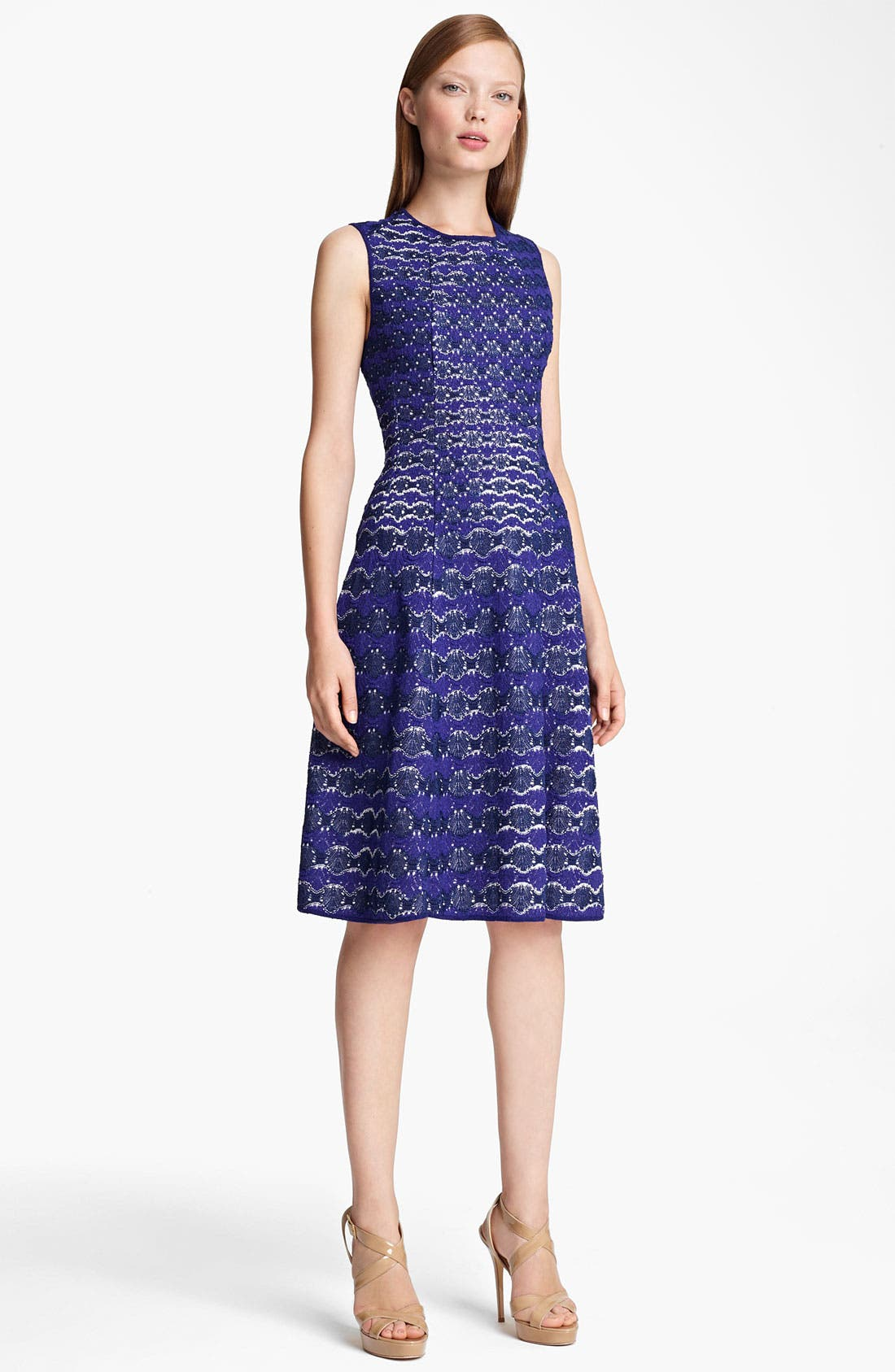 Main Image - Missoni Flared Skirt Dress
