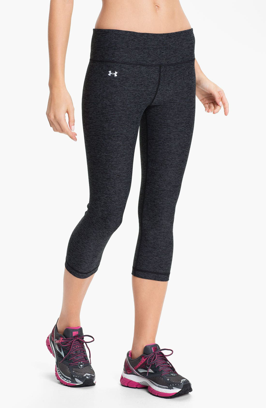 Alternate Image 1 Selected - Under Armour 'StudioLux®' Capris
