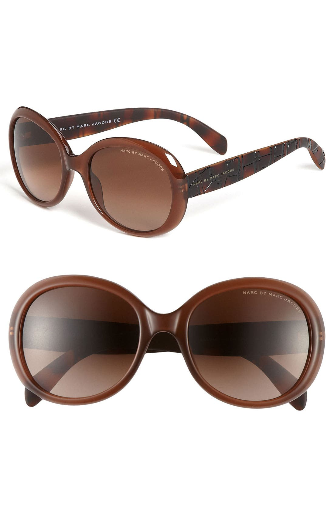 Alternate Image 1 Selected - MARC BY MARC JACOBS 54mm Sunglasses