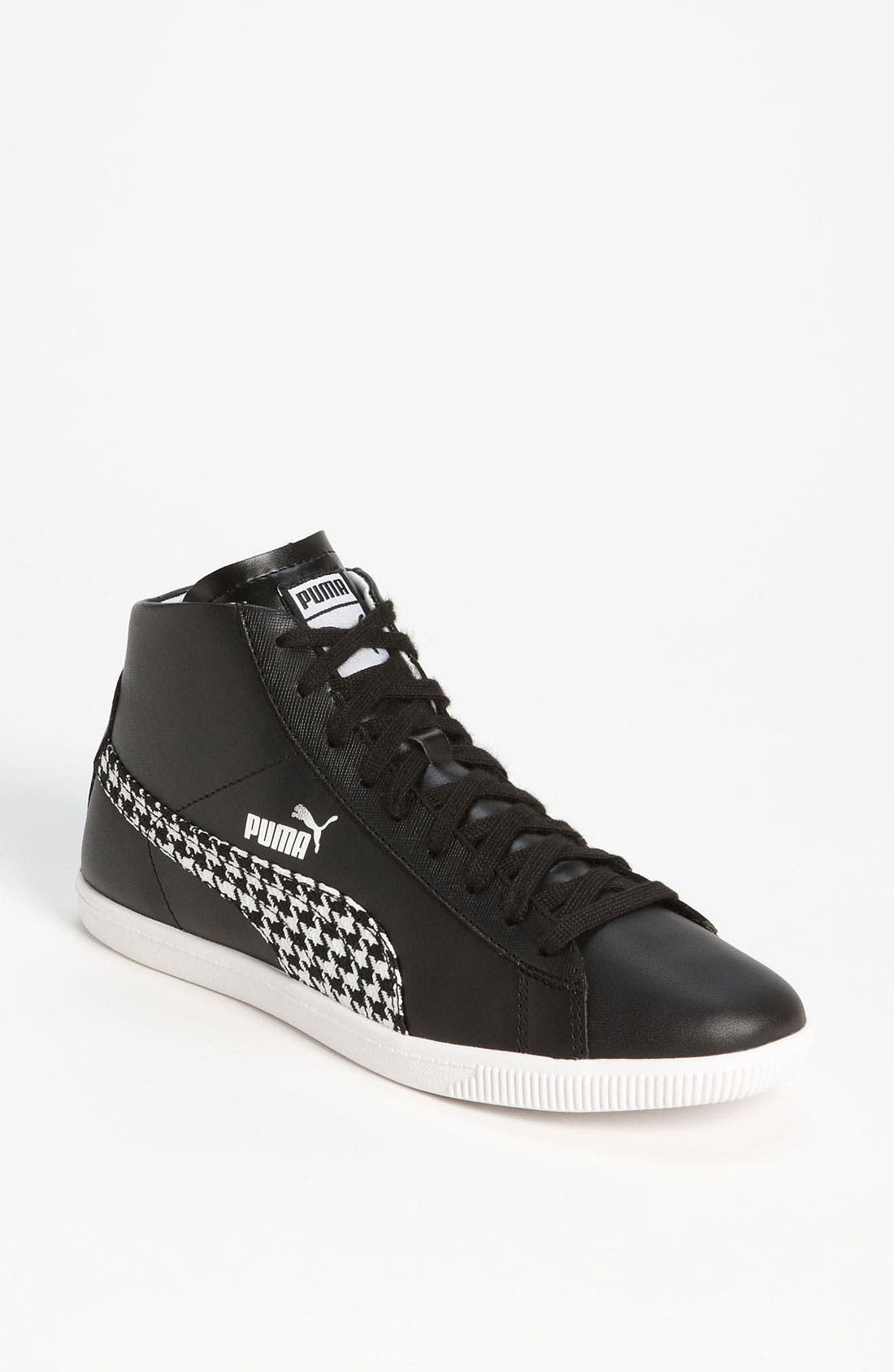 Alternate Image 1 Selected - PUMA 'Glyde Herringbone Mid' Sneaker (Women)