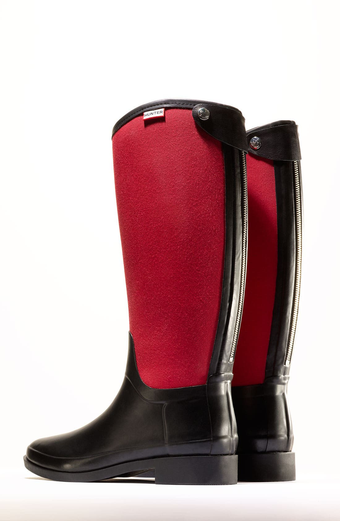 Alternate Image 5  - Hunter 'Bessy' Rain Boot (Women) (Nordstrom Exclusive)