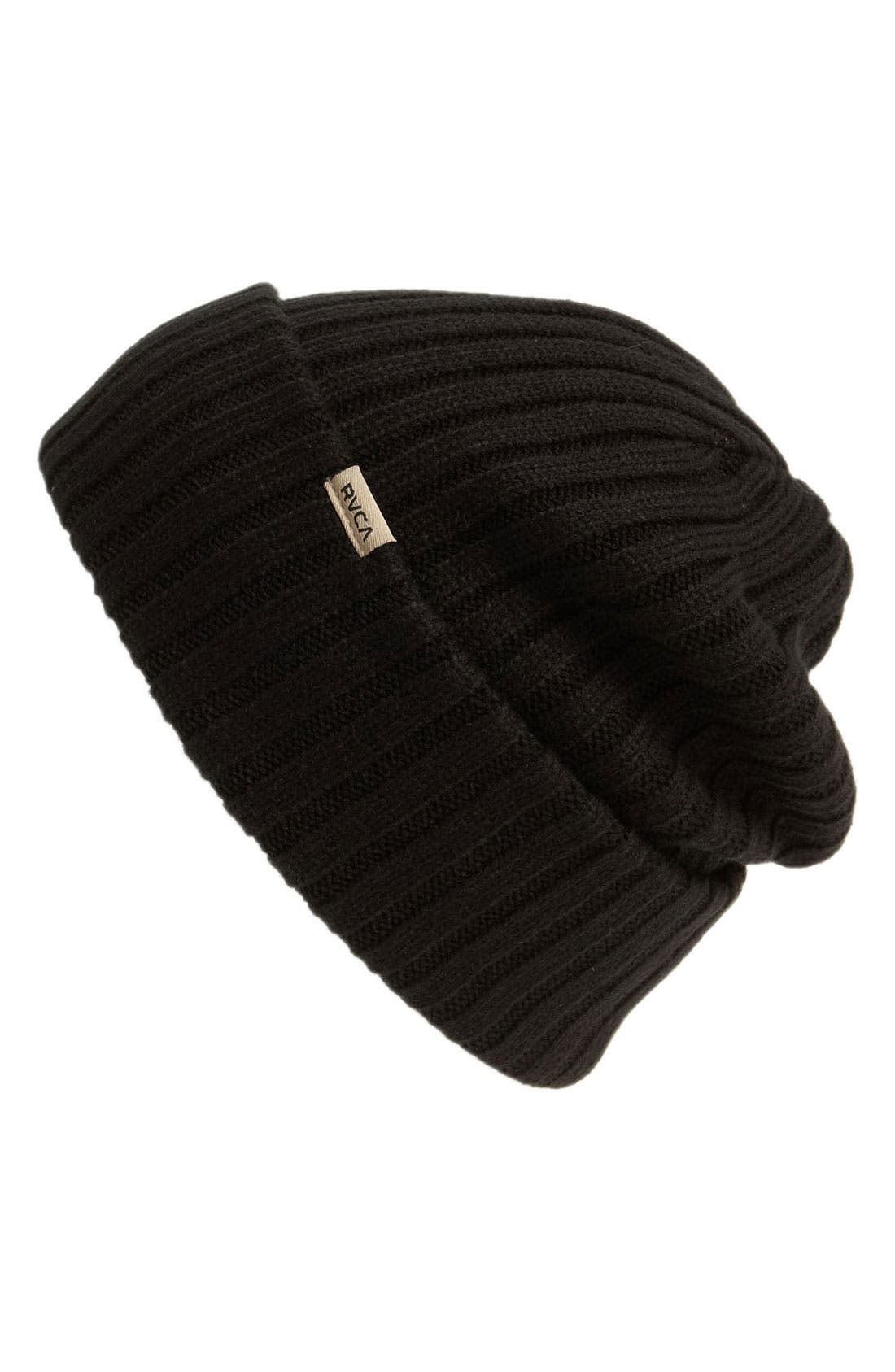Alternate Image 1 Selected - RVCA 'Prime Rib' Beanie