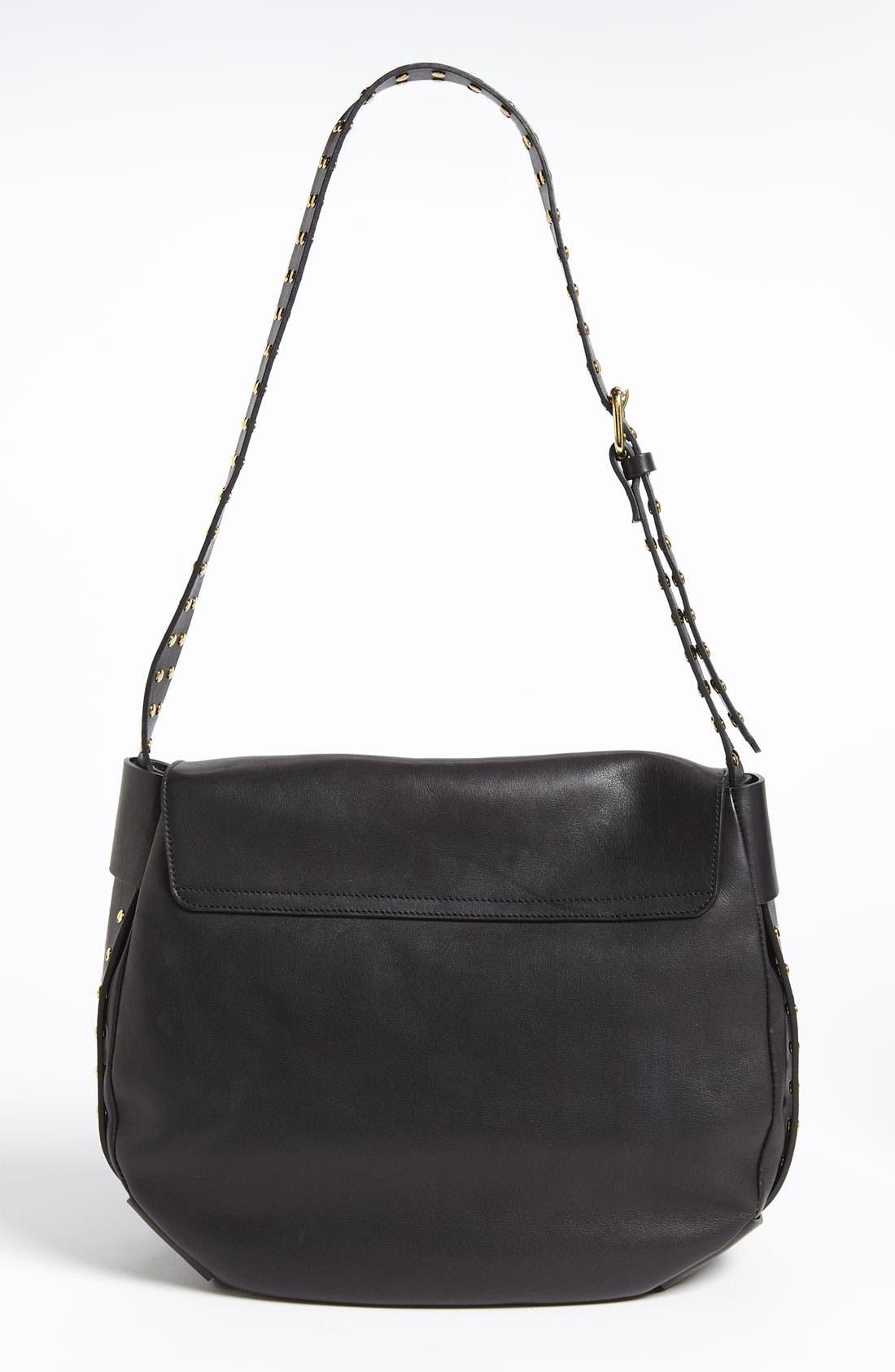 Alternate Image 4  - Marni 'Large' Studded Crossbody Flap Bag