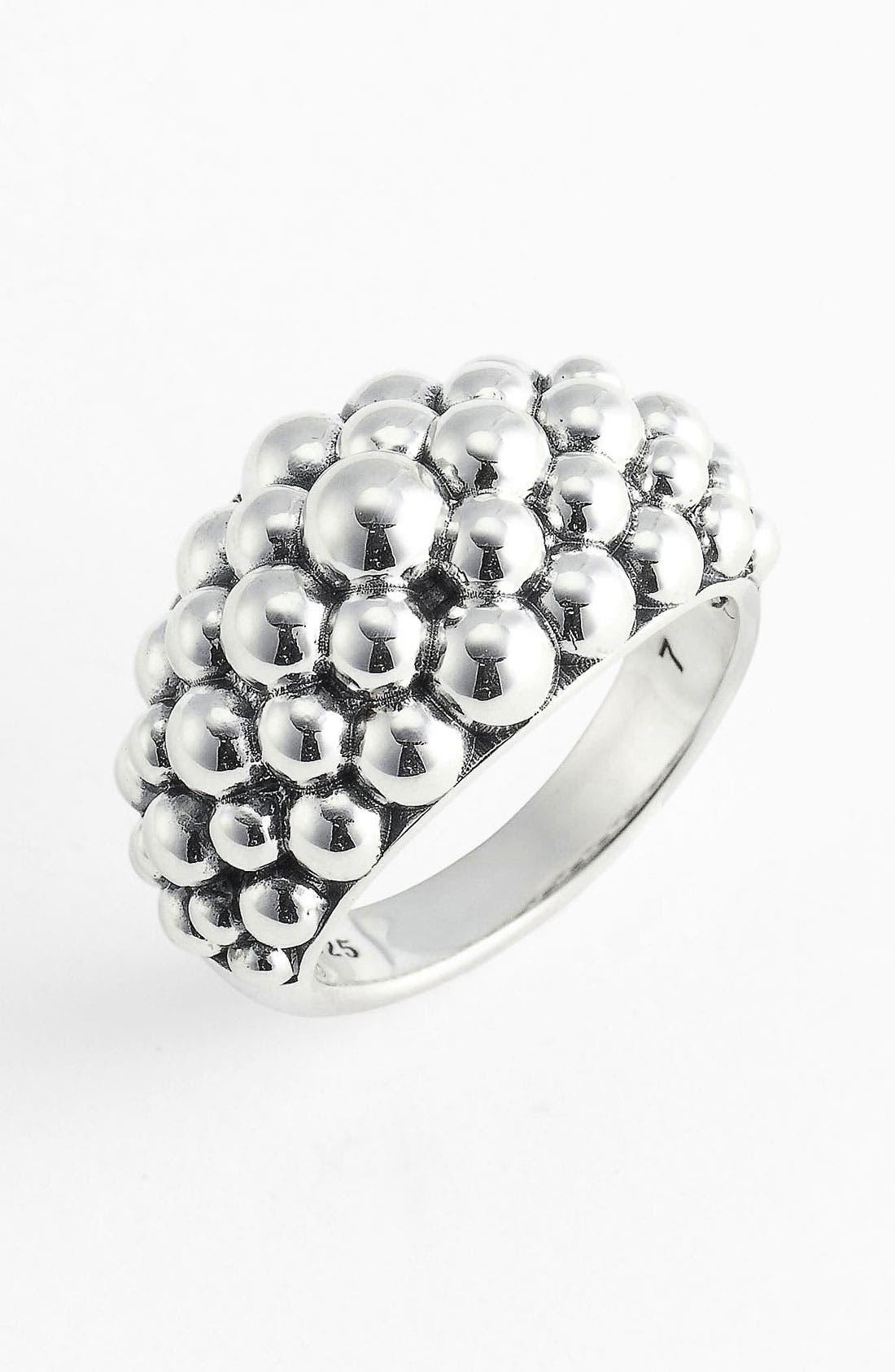 Main Image - LAGOS 'Bold' Caviar Ring