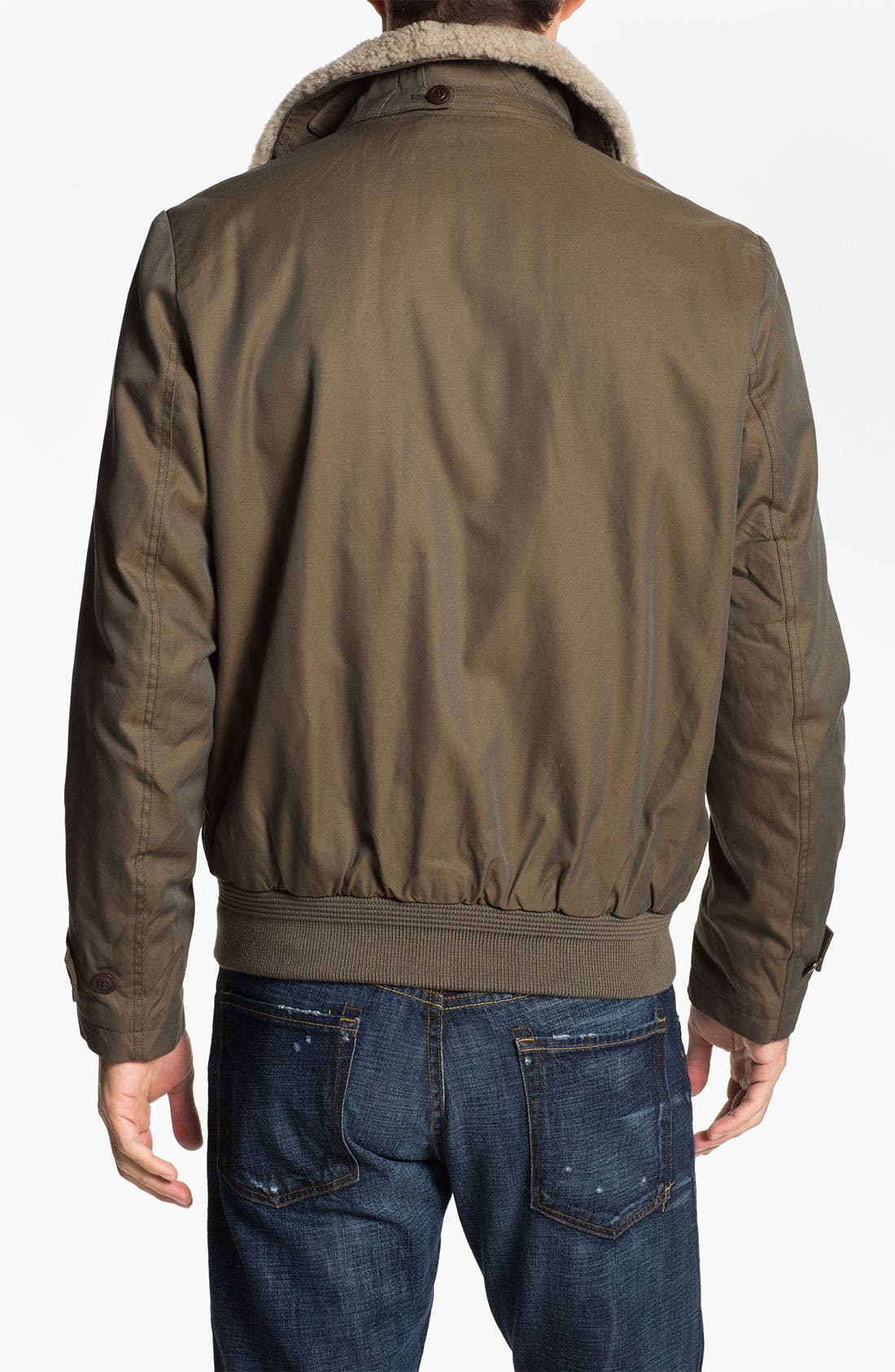 Alternate Image 2  - PLECTRUM by Ben Sherman Bomber Jacket