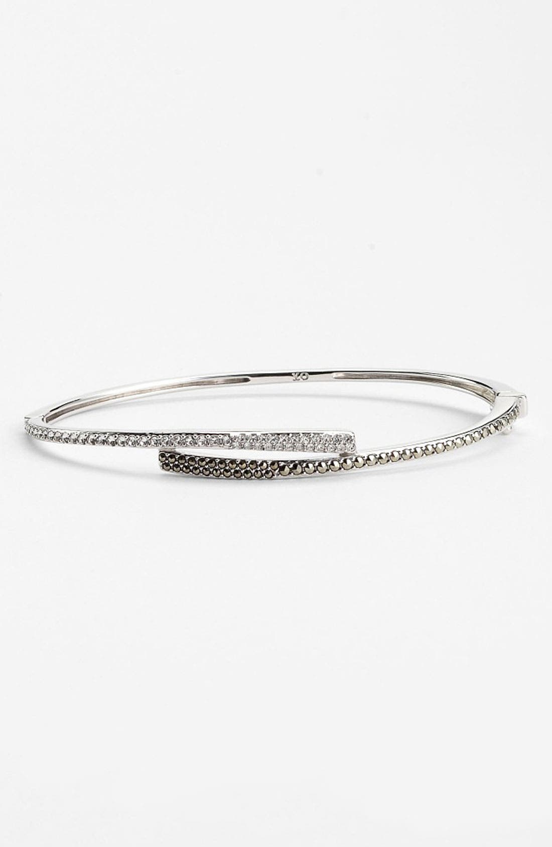 Alternate Image 1 Selected - Judith Jack 'Crystal Glitz' Bangle Bracelet