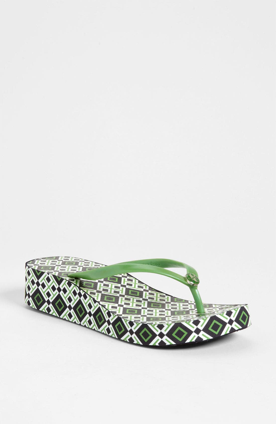 Main Image - Tory Burch 'Thandie' Wedge Flip Flop