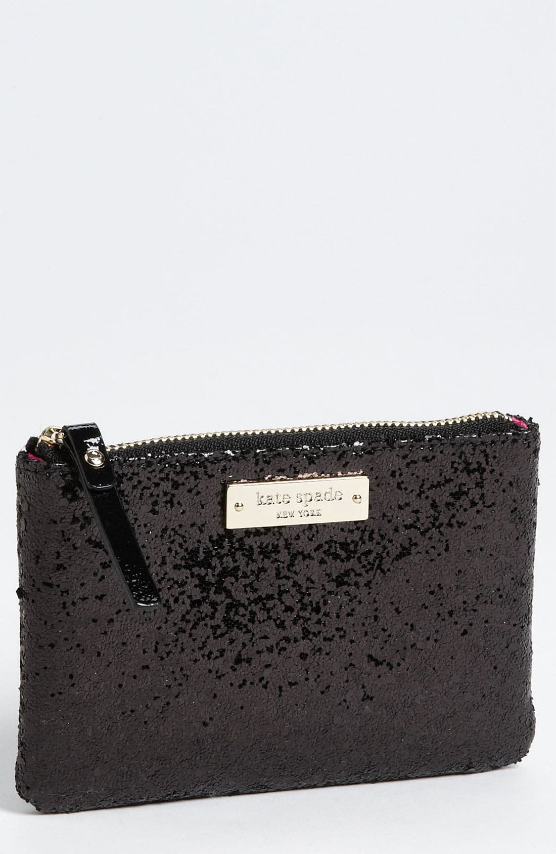 Alternate Image 1 Selected - kate spade new york 'glitterball' coin purse