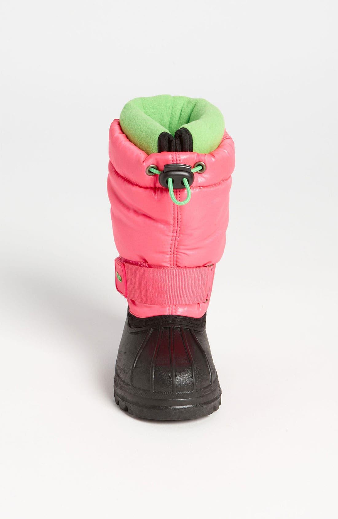Alternate Image 3  - Polo Ralph Lauren Ripstop Boot (Baby, Walker & Toddler)