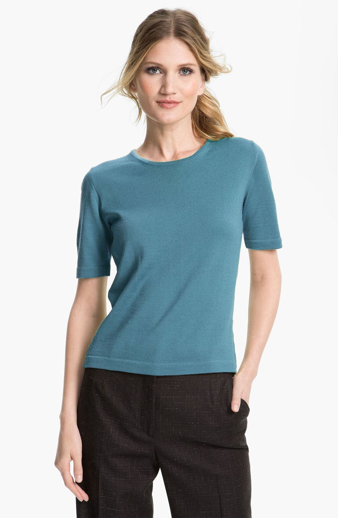 Alternate Image 1 Selected - Zanella Crewneck Sweater