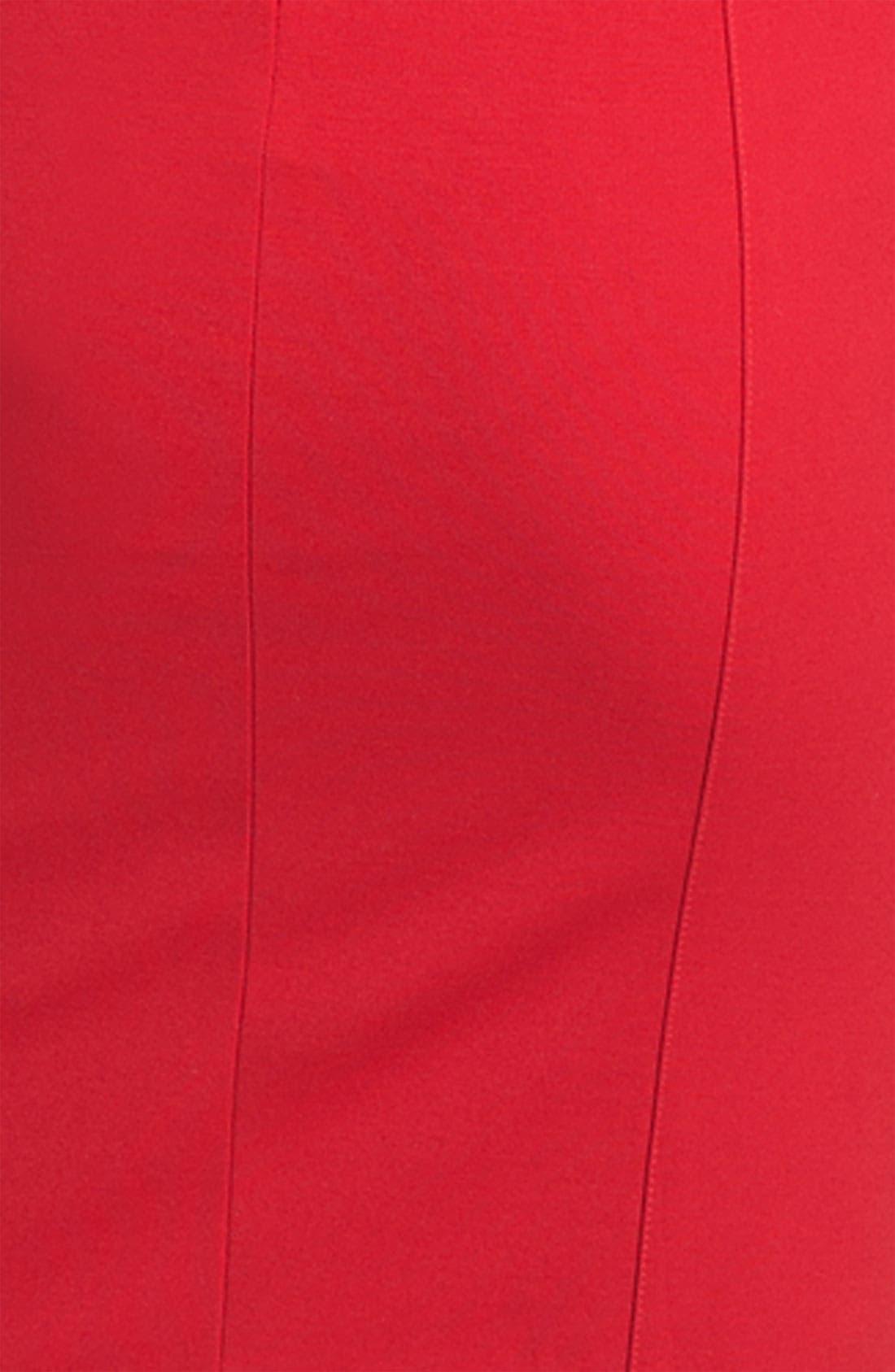 Alternate Image 3  - Ted Baker London 'Edella' Embellished Sheath Dress