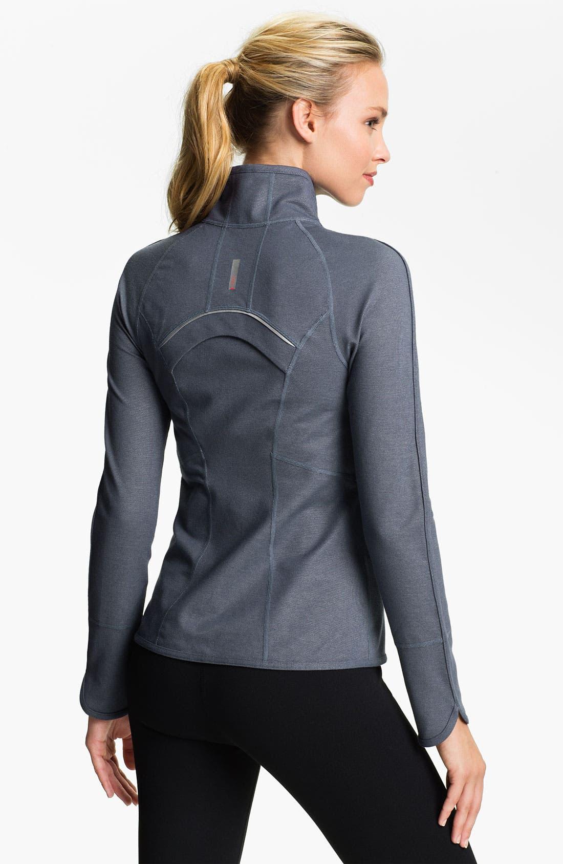 Alternate Image 2  - Zella 'Curve' Twill Jacket