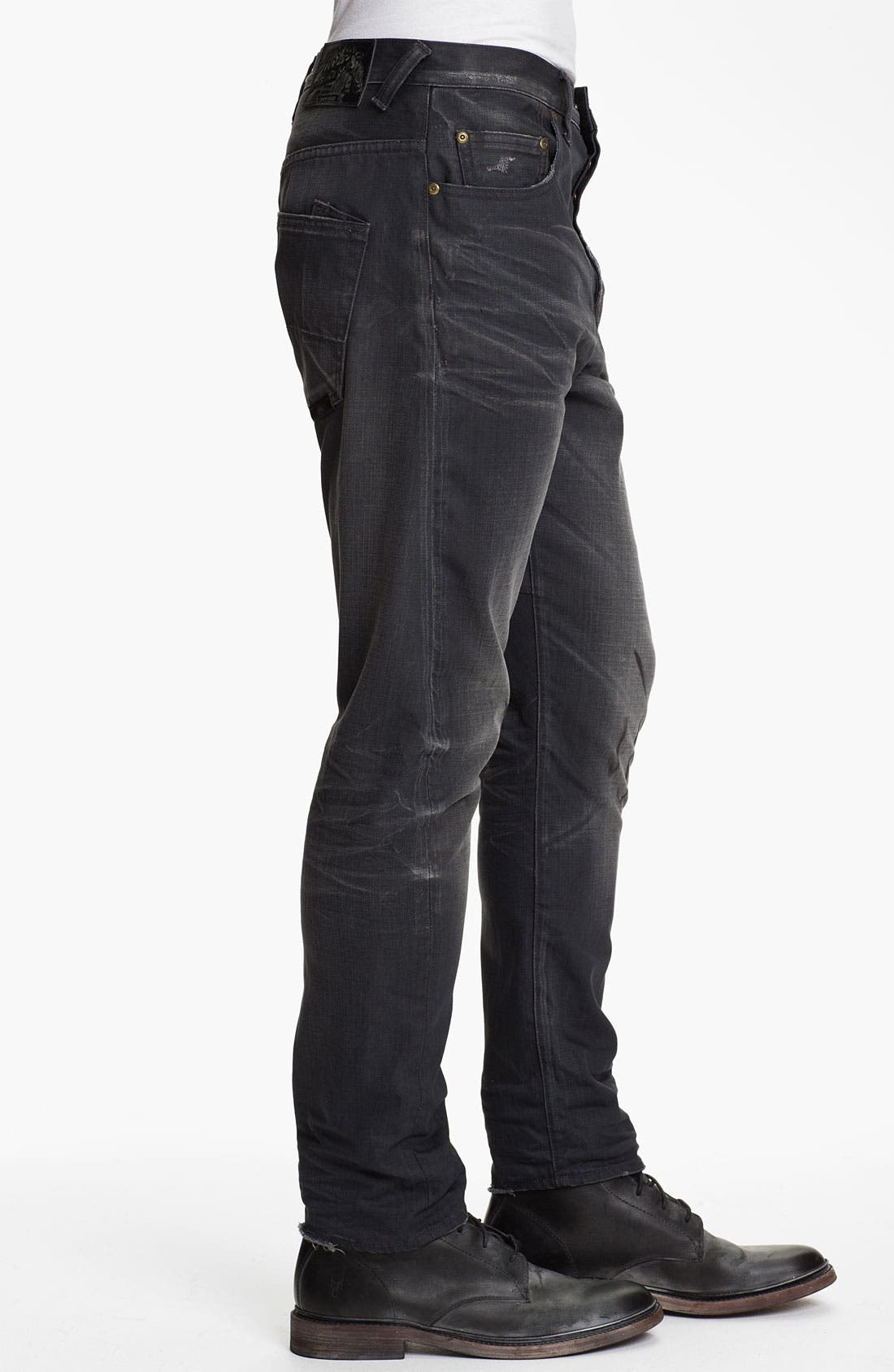 Alternate Image 3  - PRPS 'Khumbu Icefall Barracuda' Straight Leg Jeans