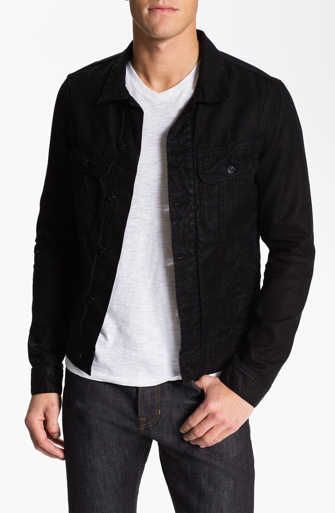 Alternate Image 1 Selected - Vince Denim Jacket