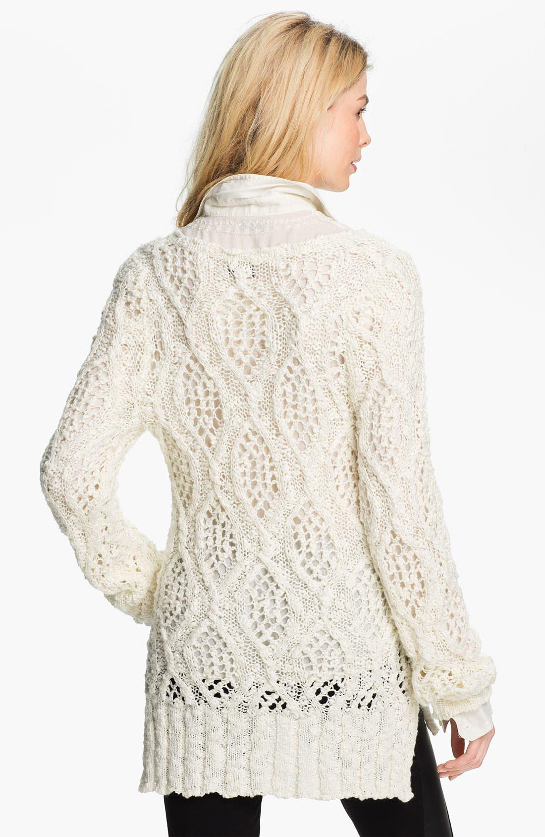 Alternate Image 2  - Lucky Brand 'Melinda' Sweater