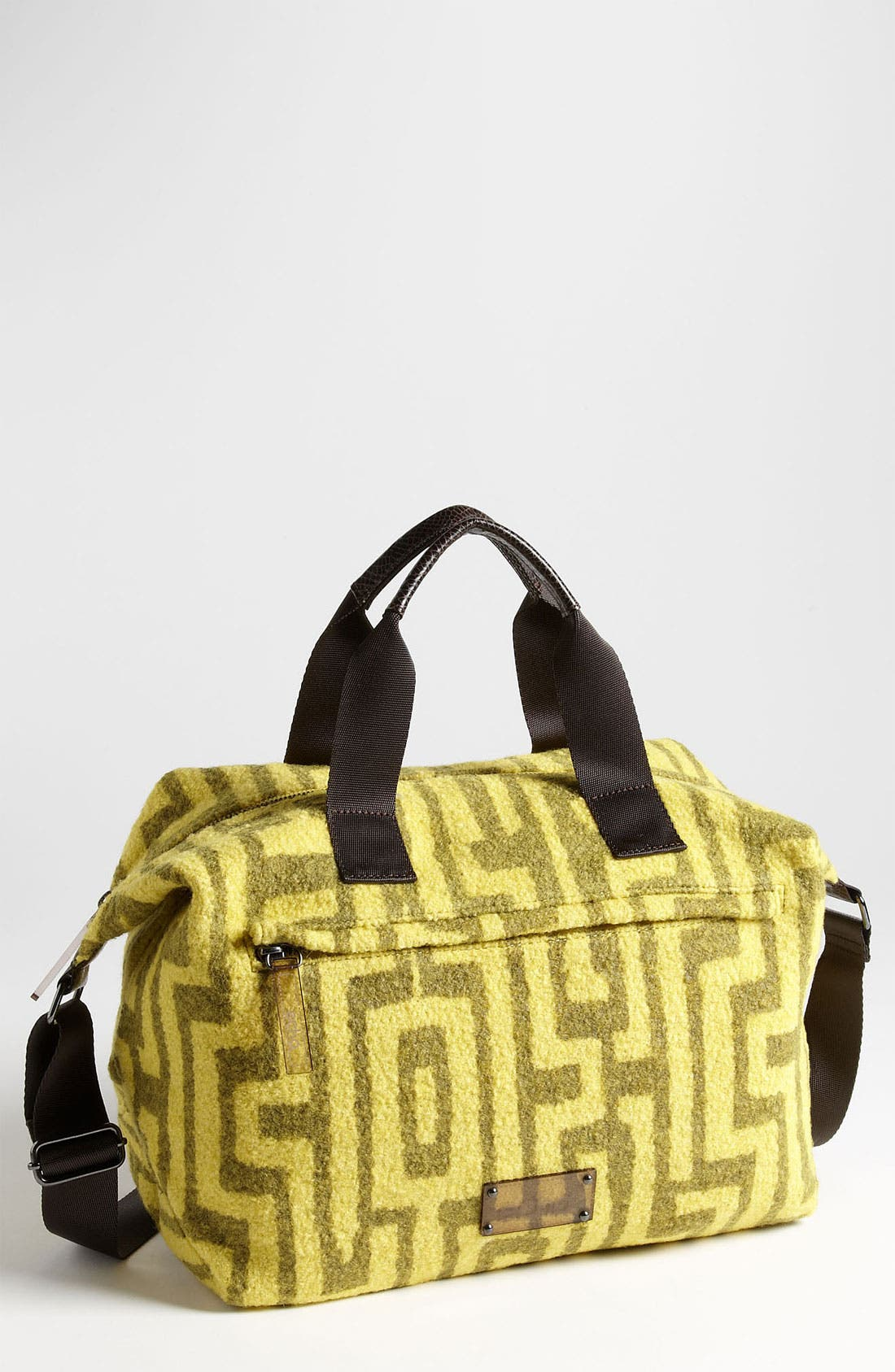 Main Image - Echo 'Medium' Printed Bouclé Tote