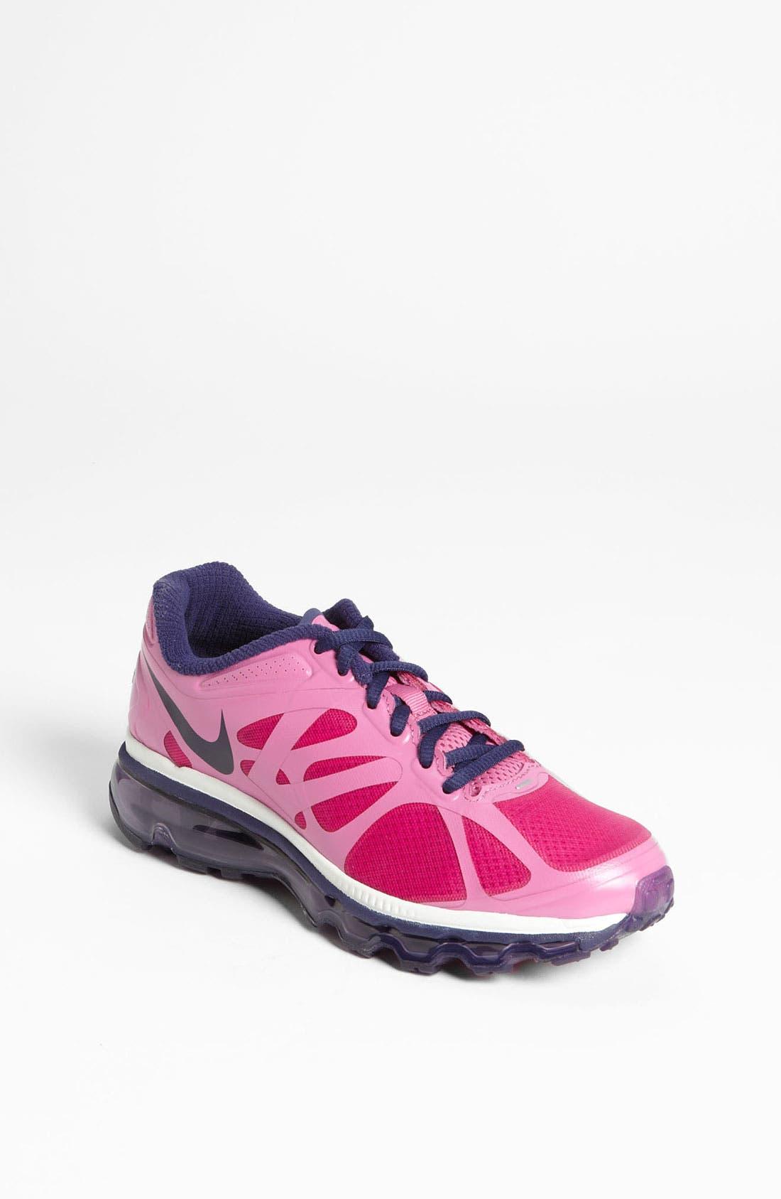 Alternate Image 1 Selected - Nike 'Air Max 2012' Running Shoe (Big Kid)