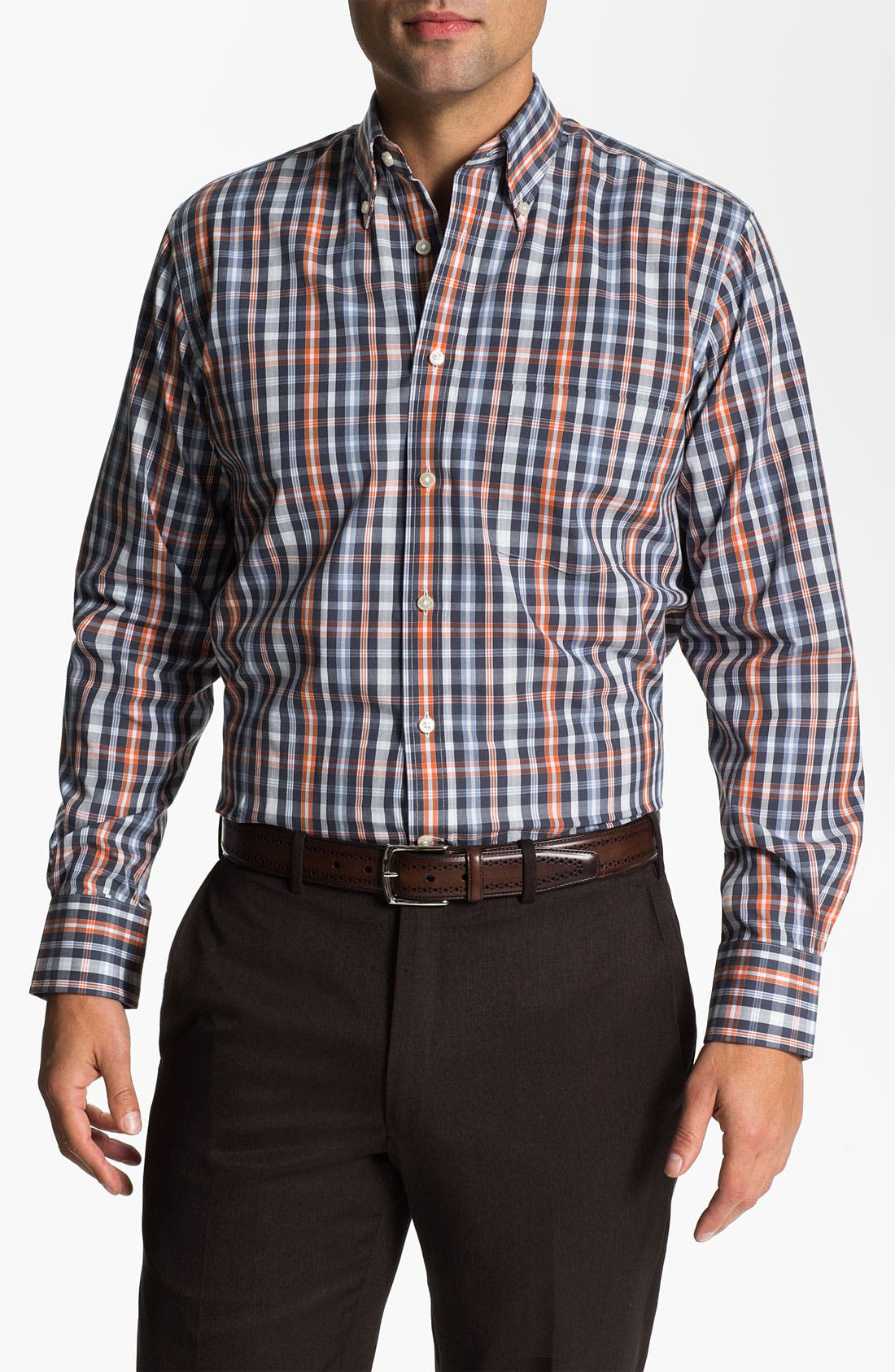 Main Image - Maker & Company Regular Fit Sport Shirt (Online Exclusive)