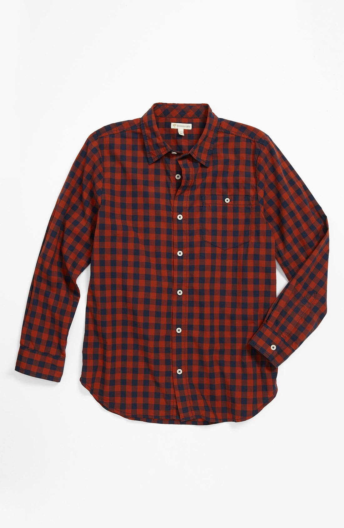 Alternate Image 1 Selected - Tucker + Tate 'Allister' Poplin Shirt (Big Boys)