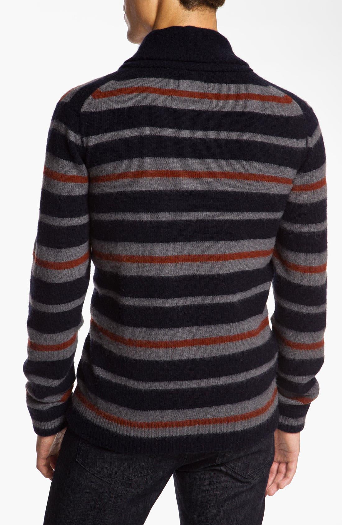 Alternate Image 2  - Woolrich John Rich Shawl Collar Cardigan