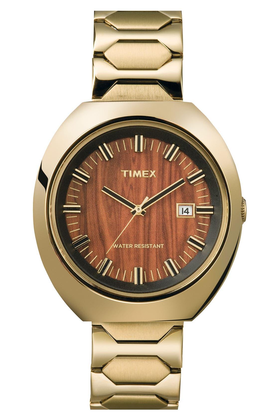 Alternate Image 1 Selected - Timex® 'Original 1972' Bracelet Watch