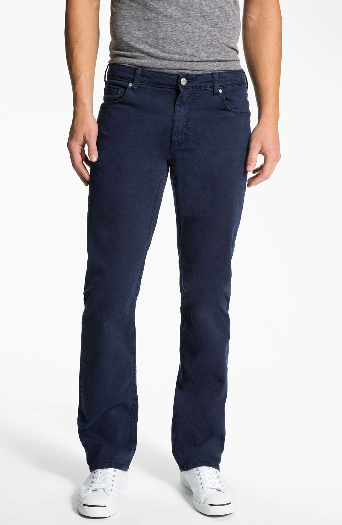Main Image - Bonobos 'Travel Jean' Straight Leg Jeans