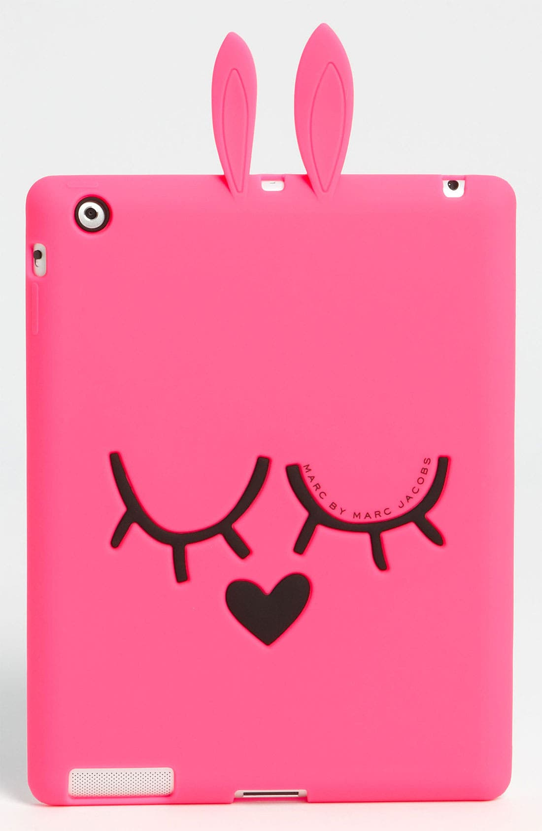 Alternate Image 1 Selected - MARC BY MARC JACOBS 'Katie the Bunny' iPad Case
