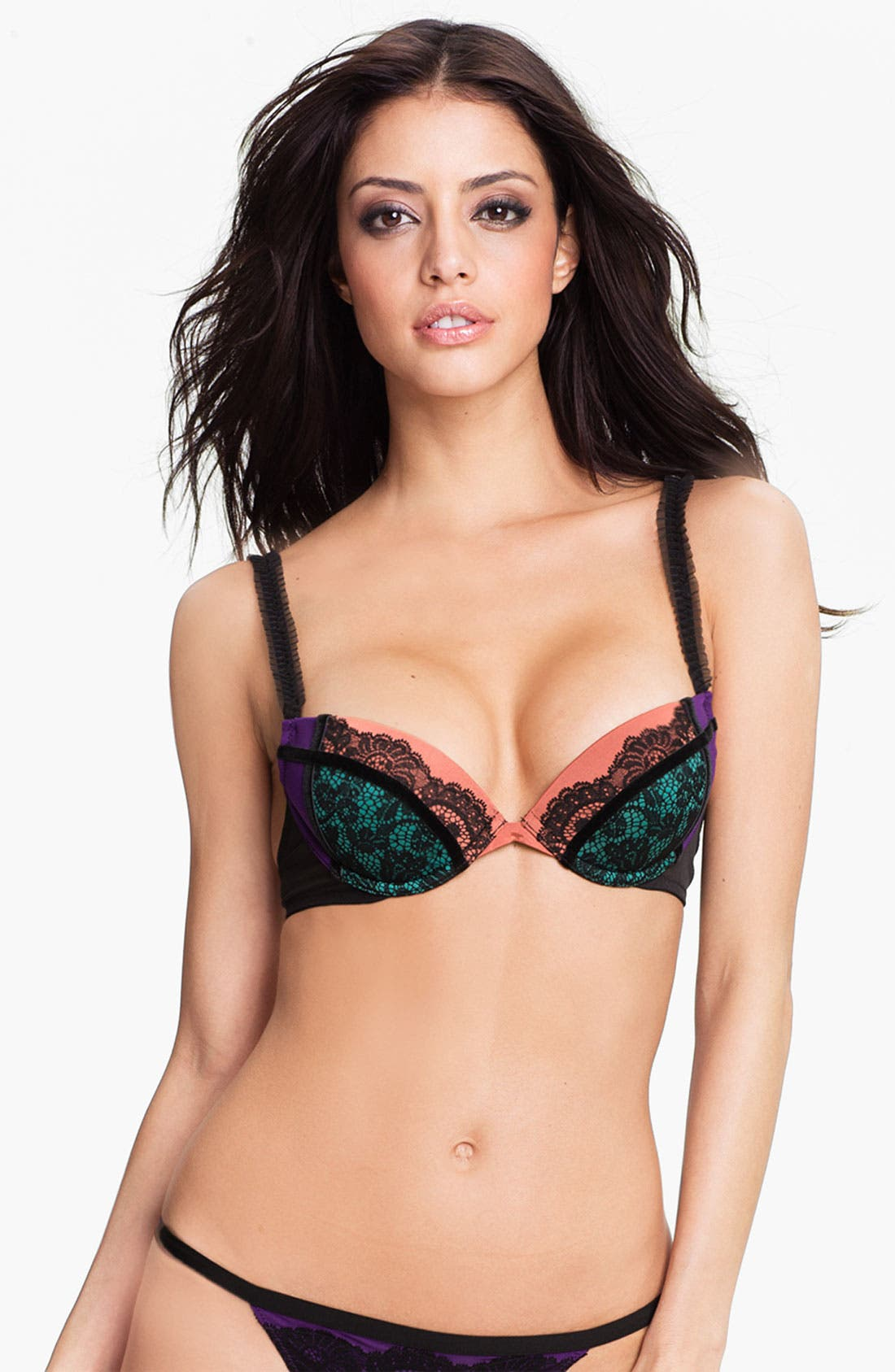 Alternate Image 1 Selected - La Perla Underwire Push Up Bra